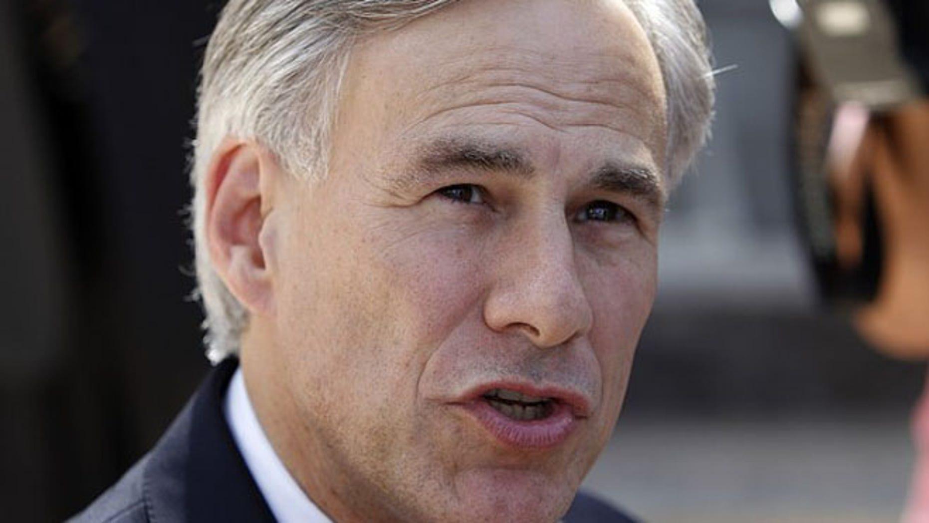 Texas Gov. Greg Abbott has signaled he will sign the gun law.