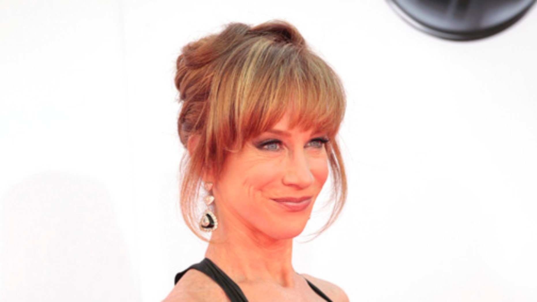 Comedienne Kathy Griffin arrives at the 64th Primetime Emmy Awards in Los Angeles September 23, 2012.