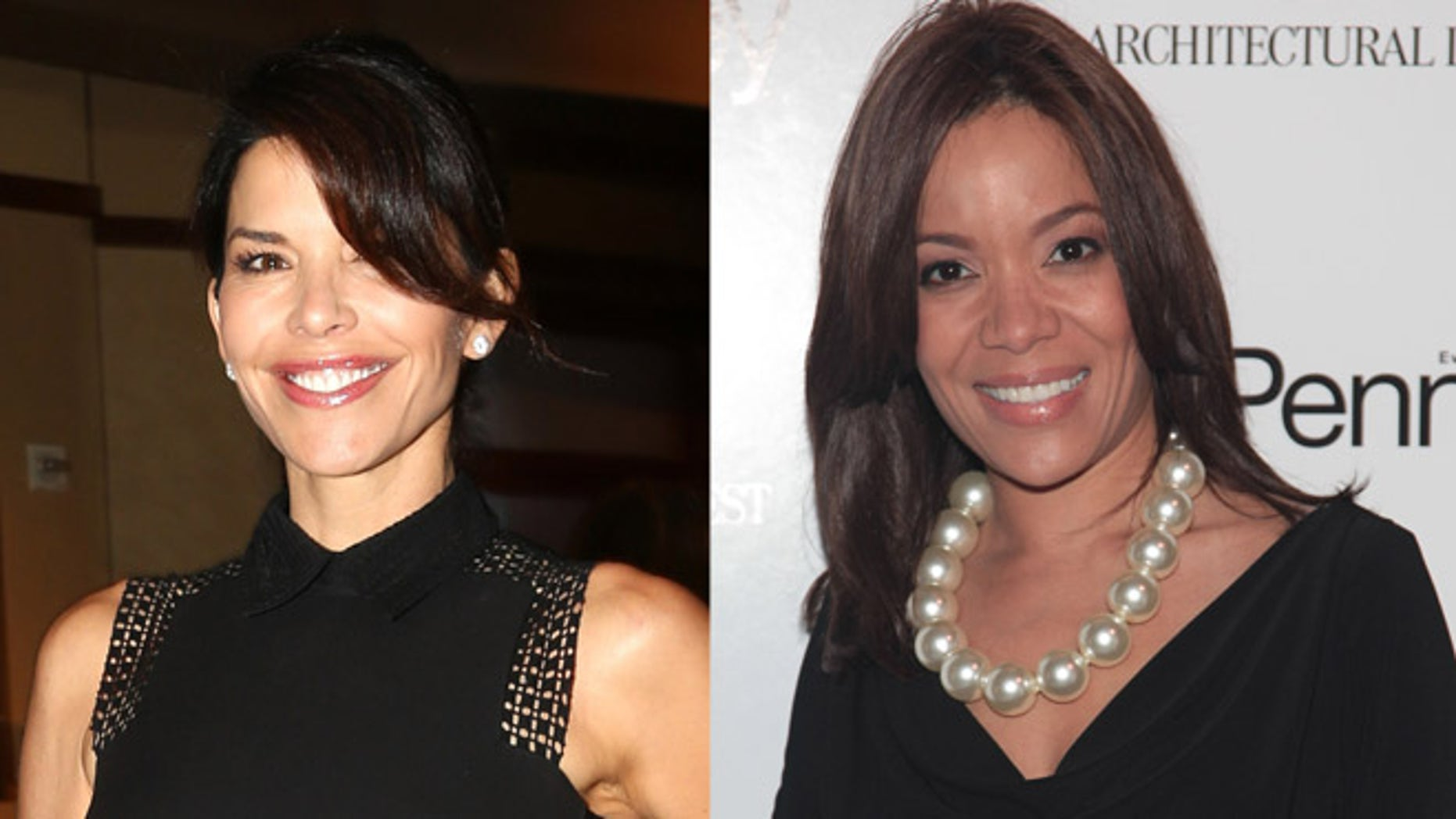 "Lauren Sanchez (left) and Sunny Hostin (right) are reportedly being considered to co-host ""The View."""