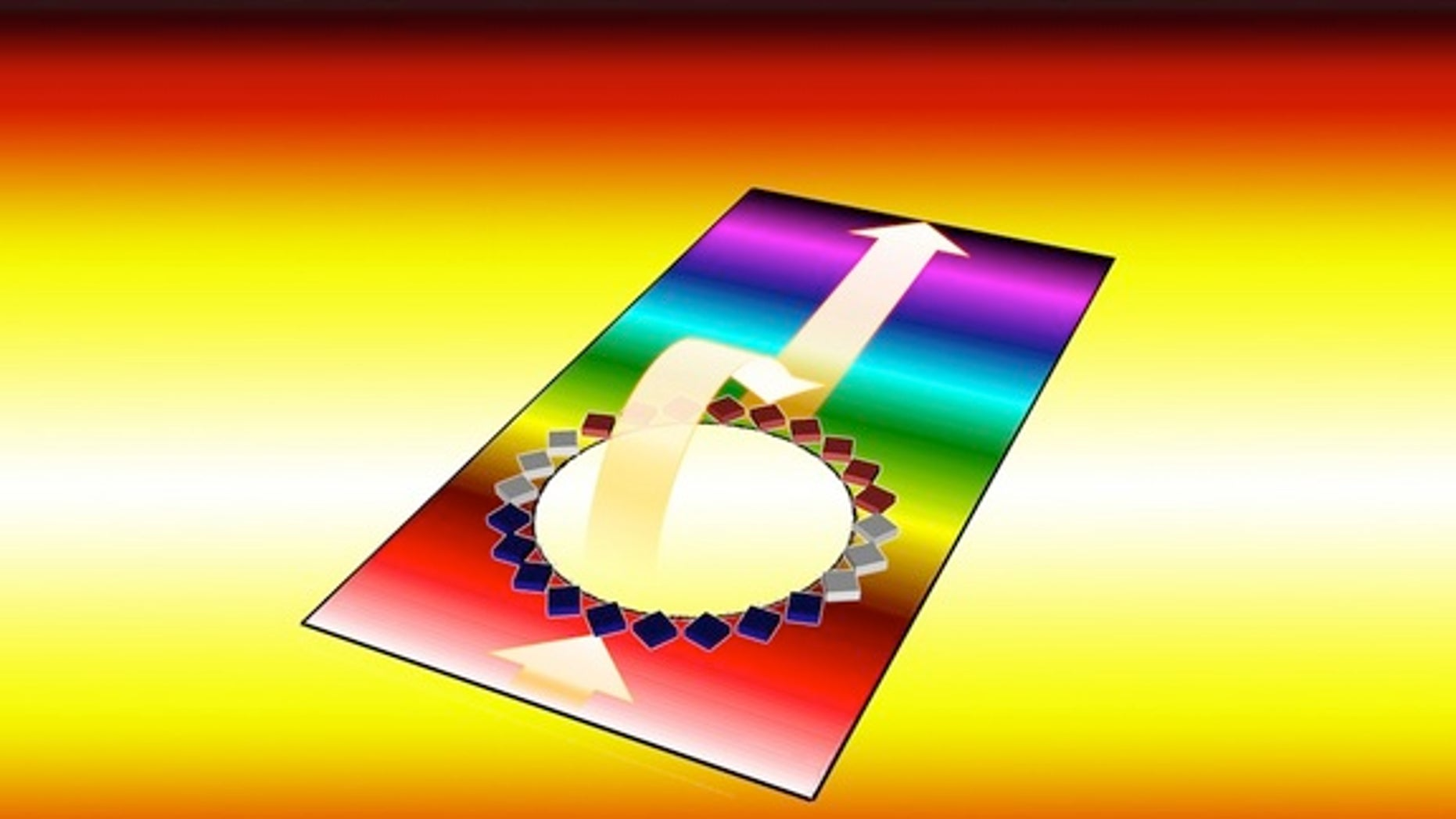 """A newly developed """"invisibility cloak"""" makes objects thermally invisible by redirecting heat."""