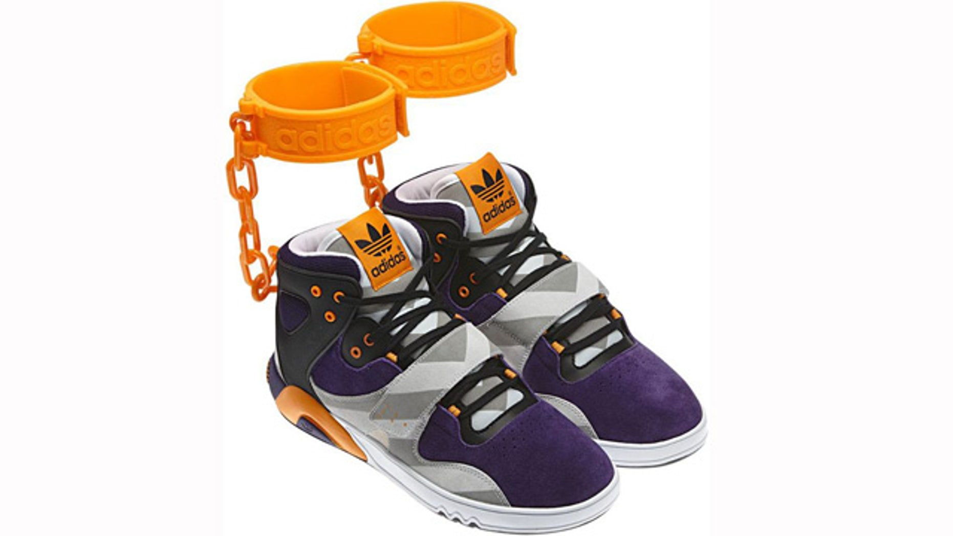 an image of the JS Roundhouse Mids was posted on Adidas' Facebook page. The sneakers are to be released this August.