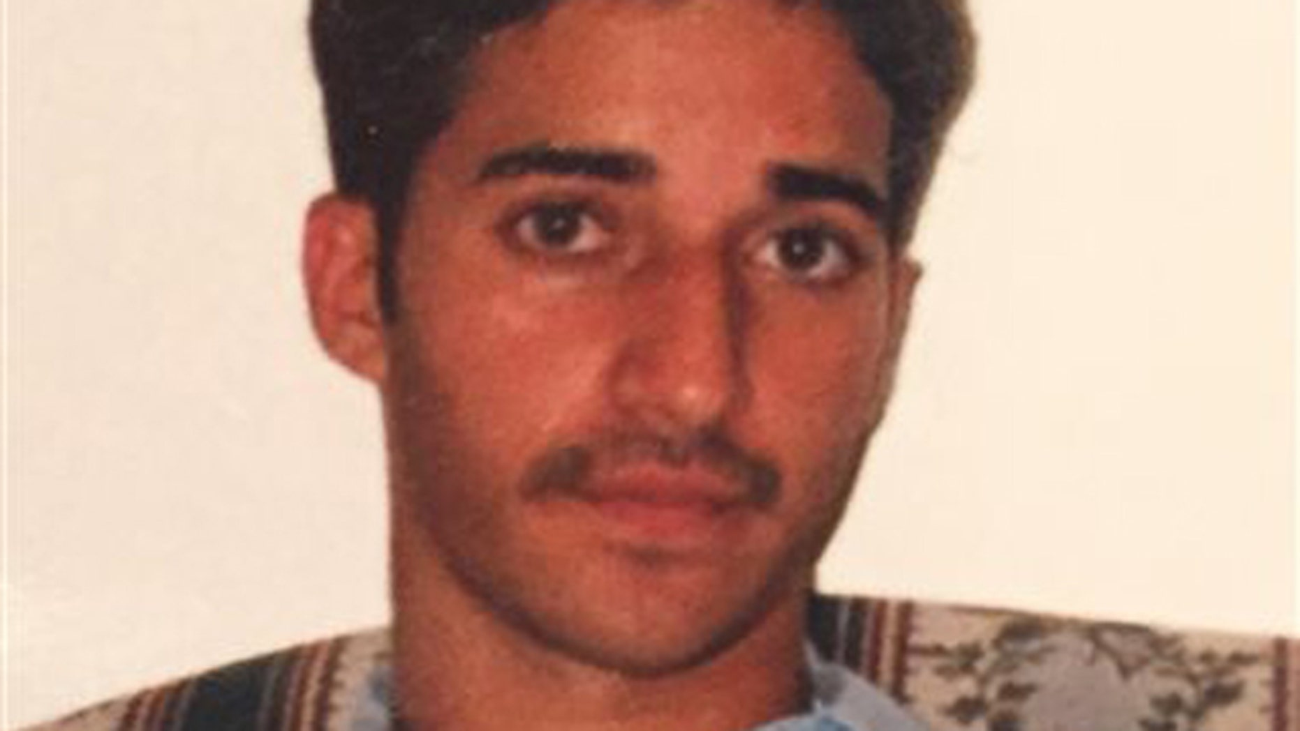 An undated photo provided by Yusuf Syed shows his brother, Adnan Syed. Adnan Syed, now 34, was sentenced to life in prison after he was convicted in 2000 of killing his Woodlawn High School classmate and former girlfriend Hae Min Lee.