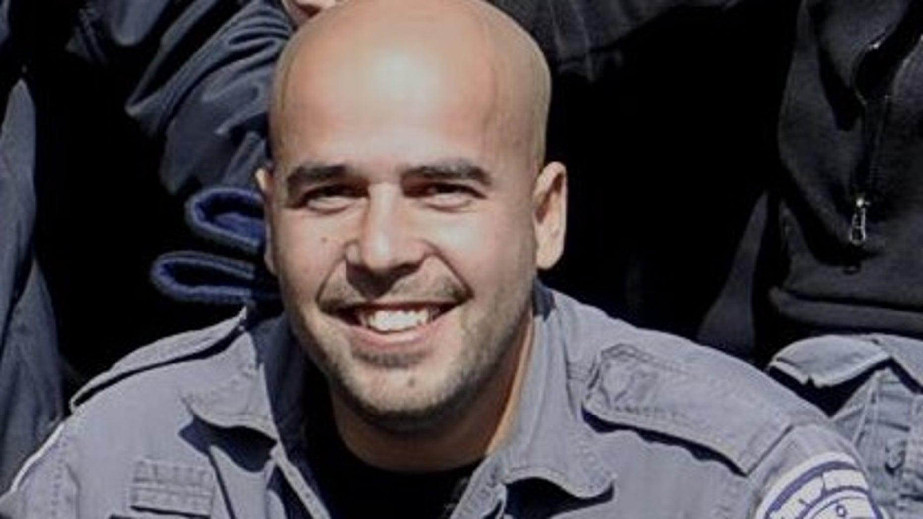 Advanced Staff Sgt. Maj. Erez Levi was killed.