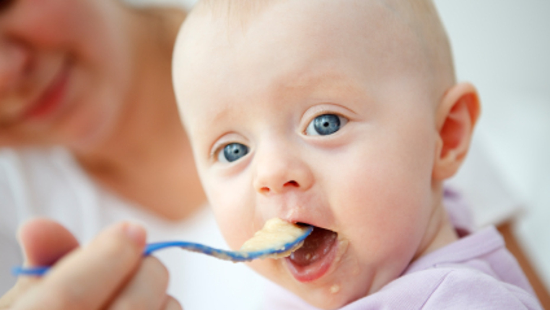are infant cereals really the best first food for babies? | fox news
