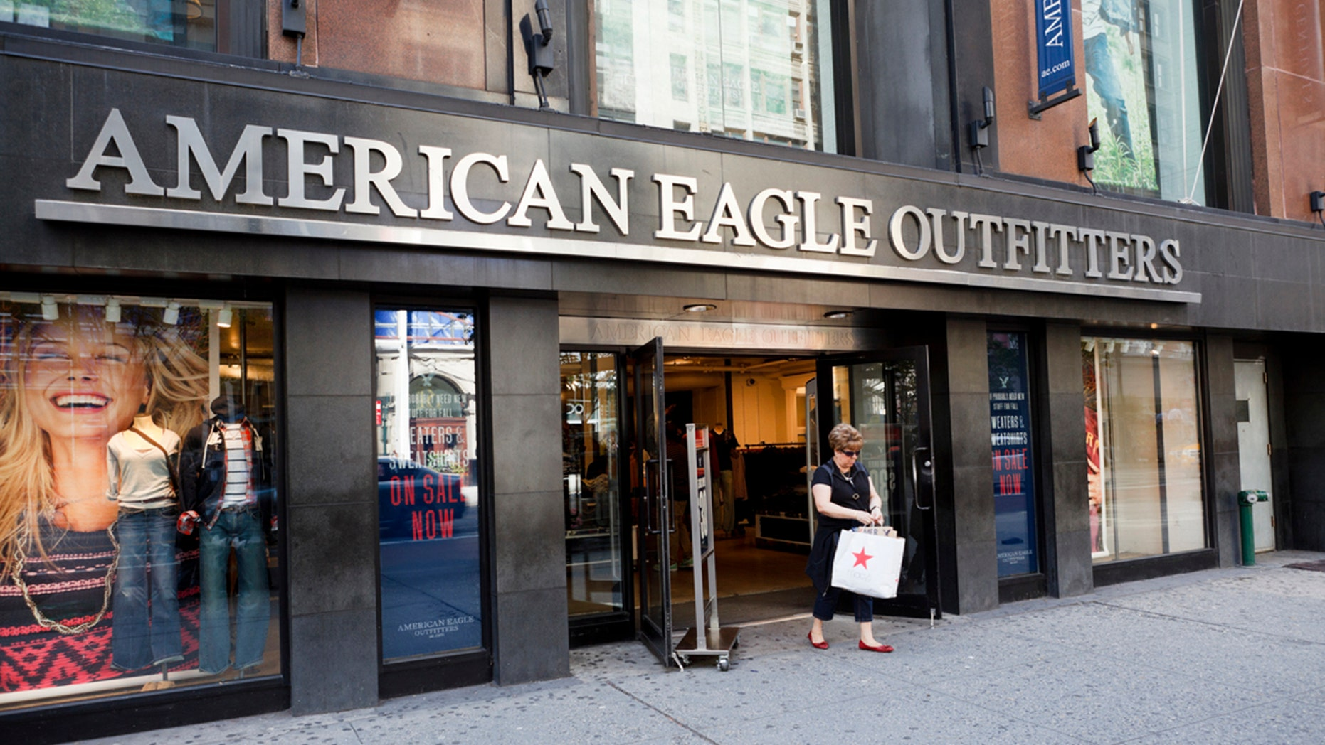"""American Eagle has apologized for the offensive merchandise that many have called """"slave wear."""""""