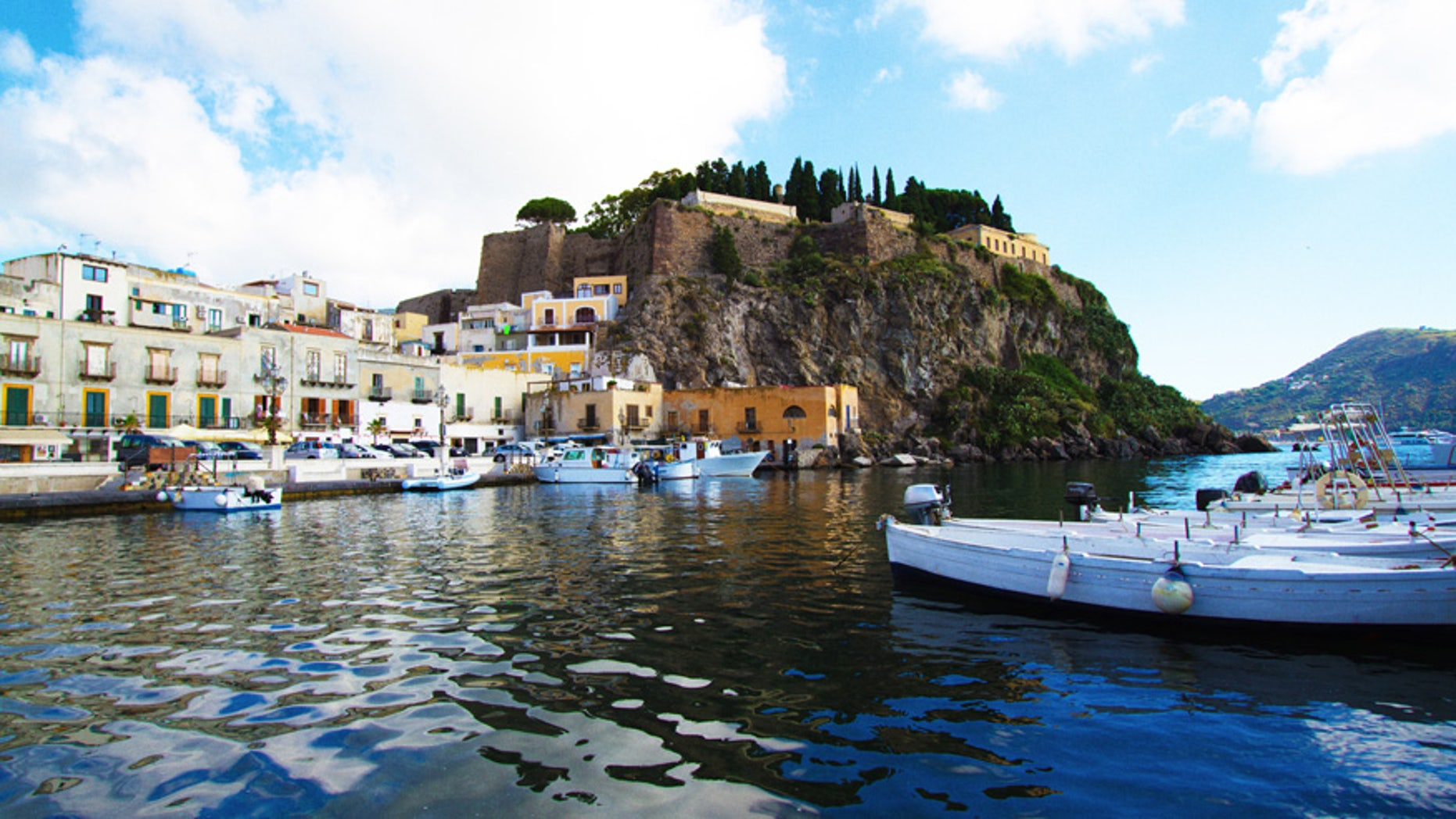 Sicilian fishermen in the Aeolian Islands claim that dolphins are literally eating up their profits.