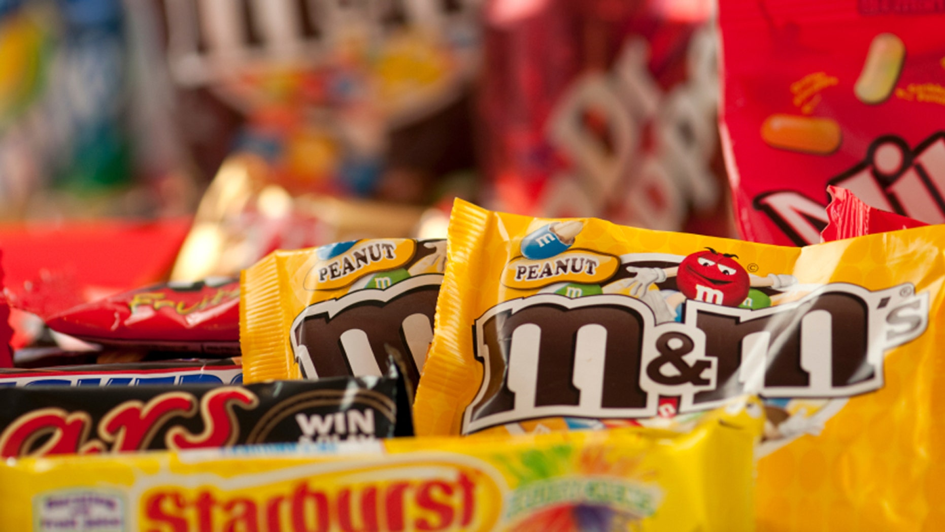 Americans shell out billions on Halloween candy each year.