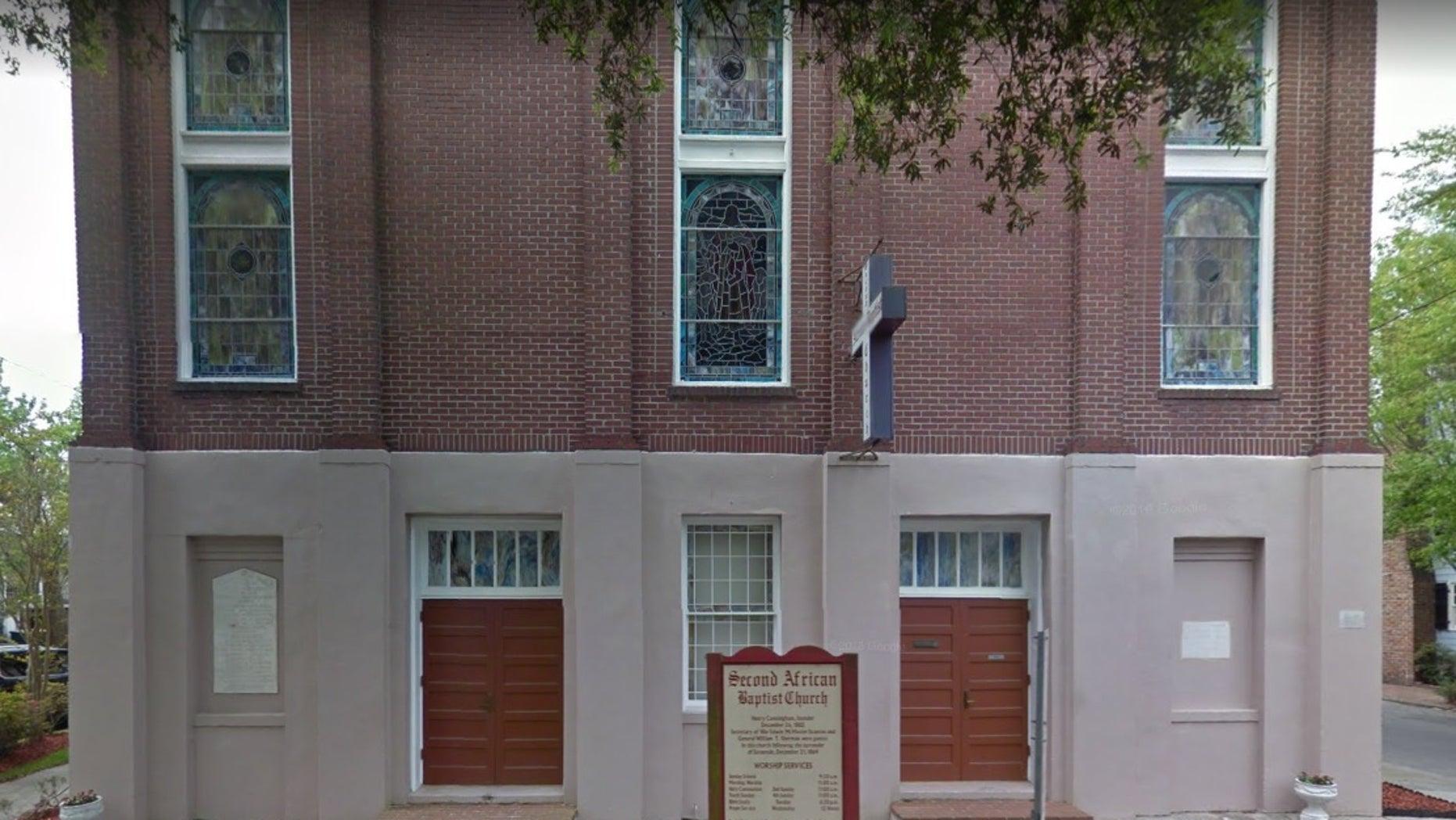 African Second Baptist Church (Google Street)