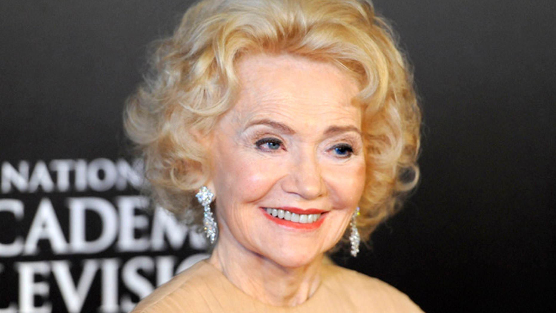 FILE - In this June 27, 2010 file photo, Agnes Nixon arrives at the 37th Annual Daytime Emmy Awards in Las Vegas.