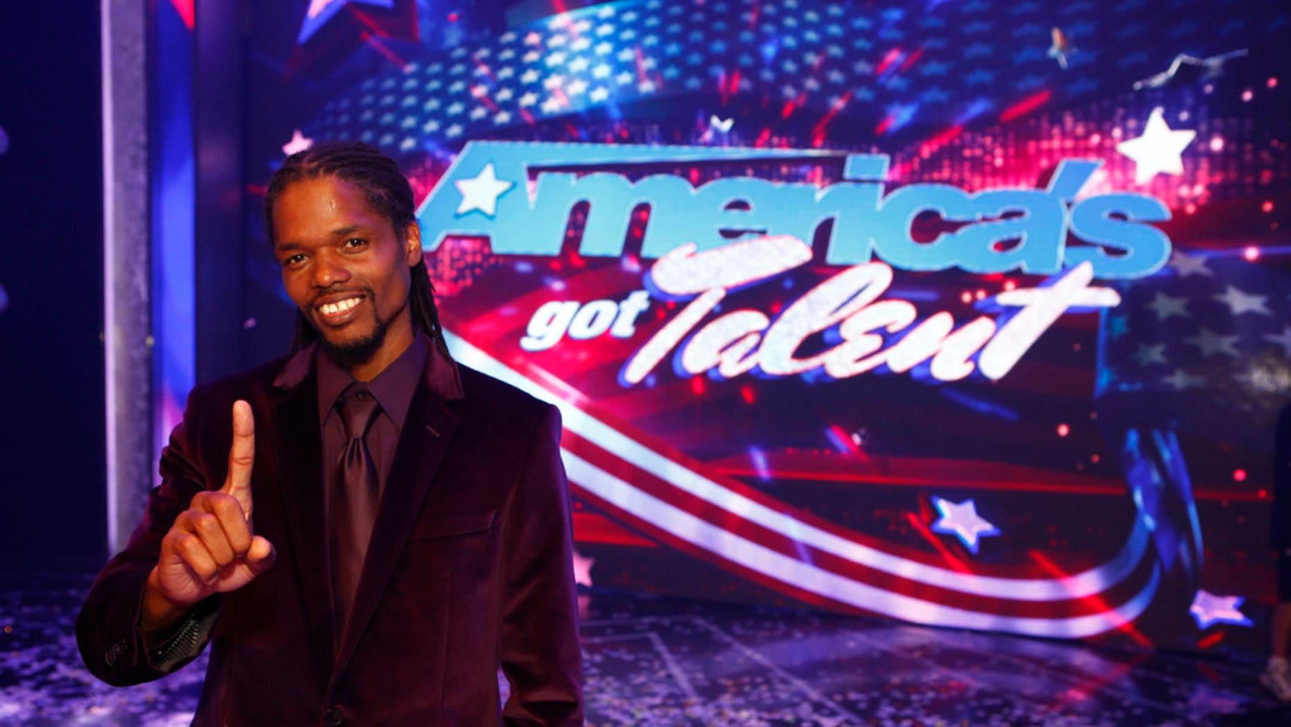 """America's Got Talent"" Season 6 winner, Landau Eugene Murphy Jr. was arrested on domestic violence charges in West Virginia."