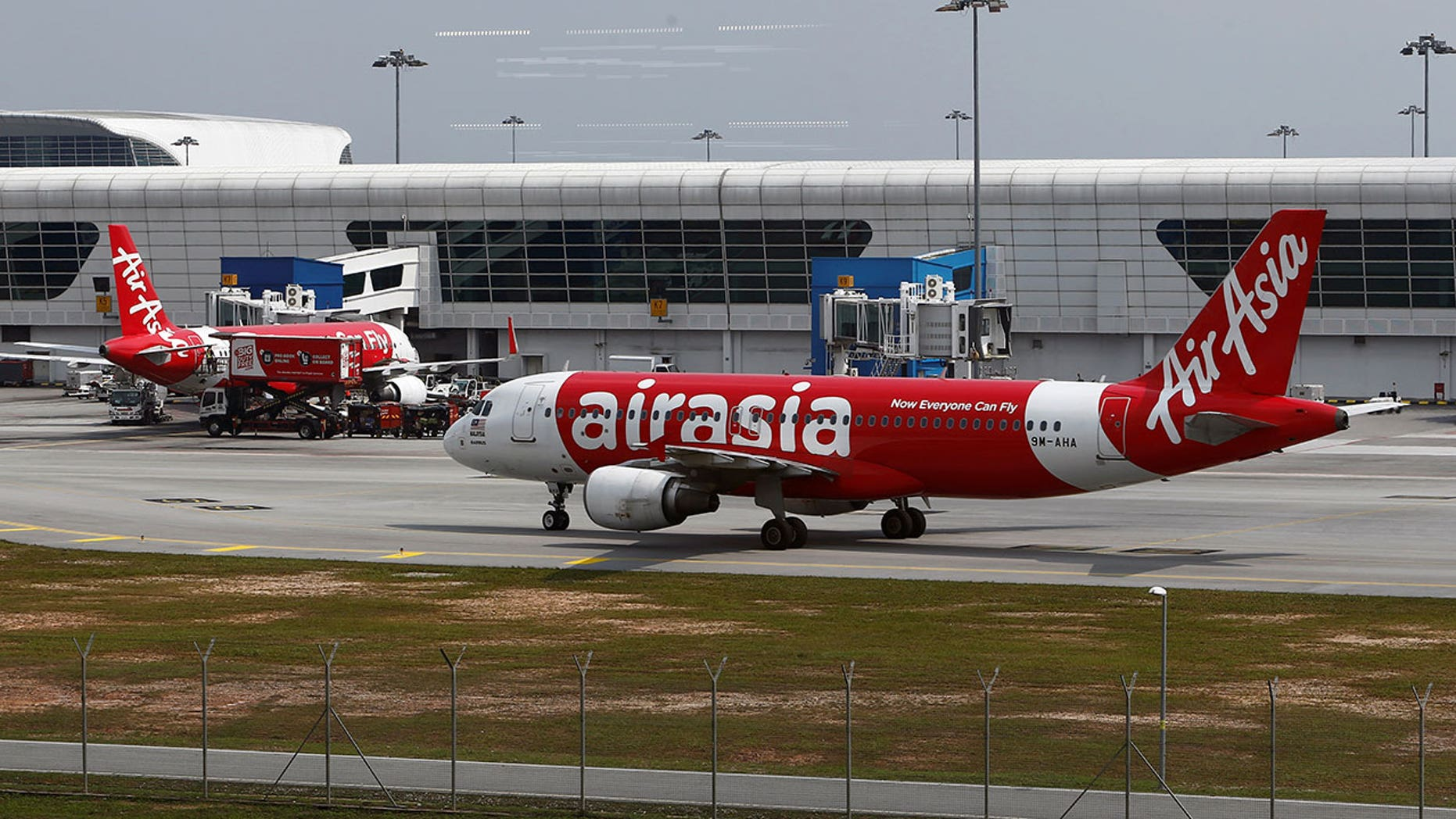 An AirAsia staffer was reportedly traveling as a passenger on AirAsia flight AK416 out of Kuala Lumpur.