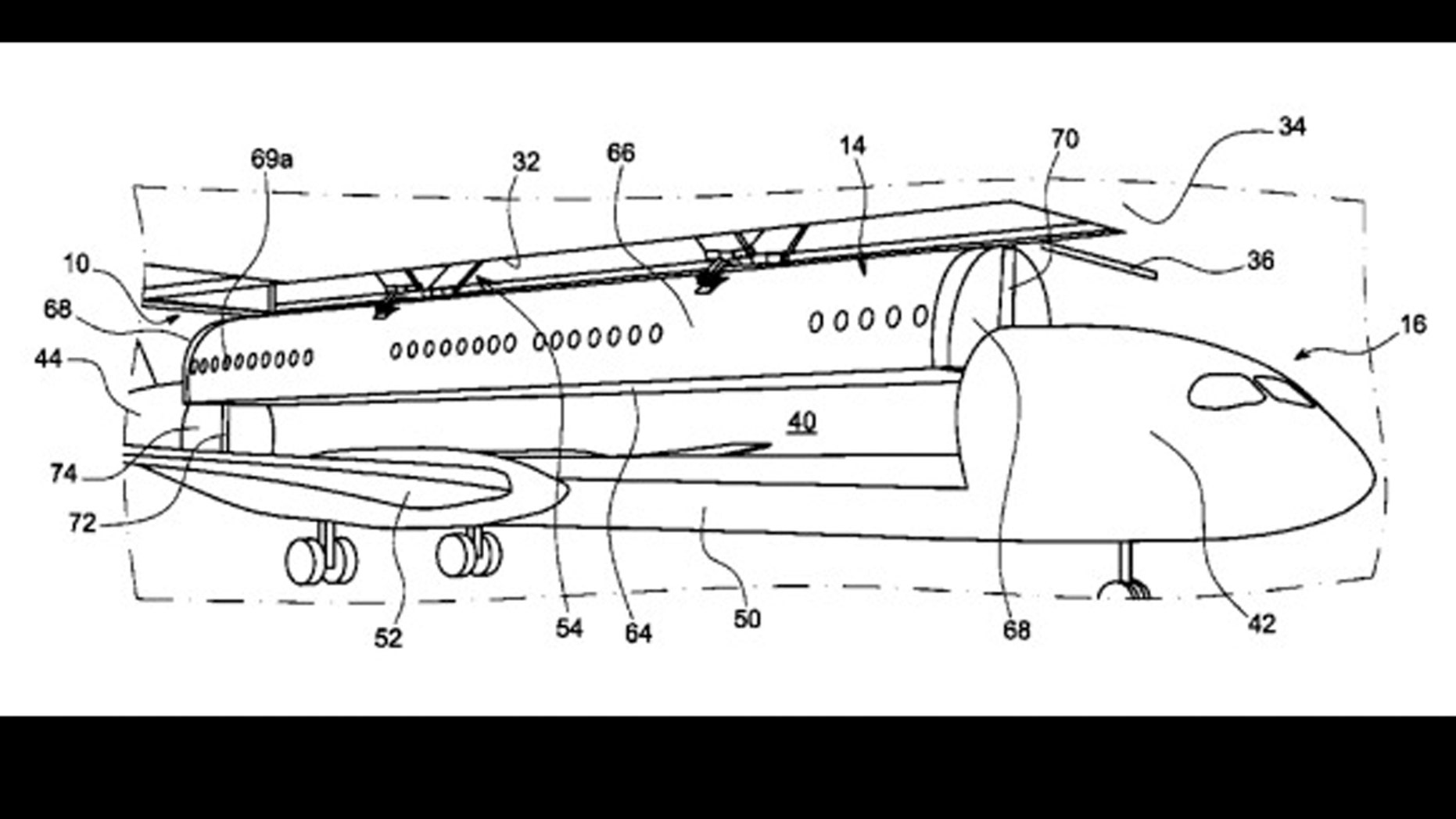 Modular cabins, like shipping container, is Airbus' new idea for getting people in and out of planes faster.