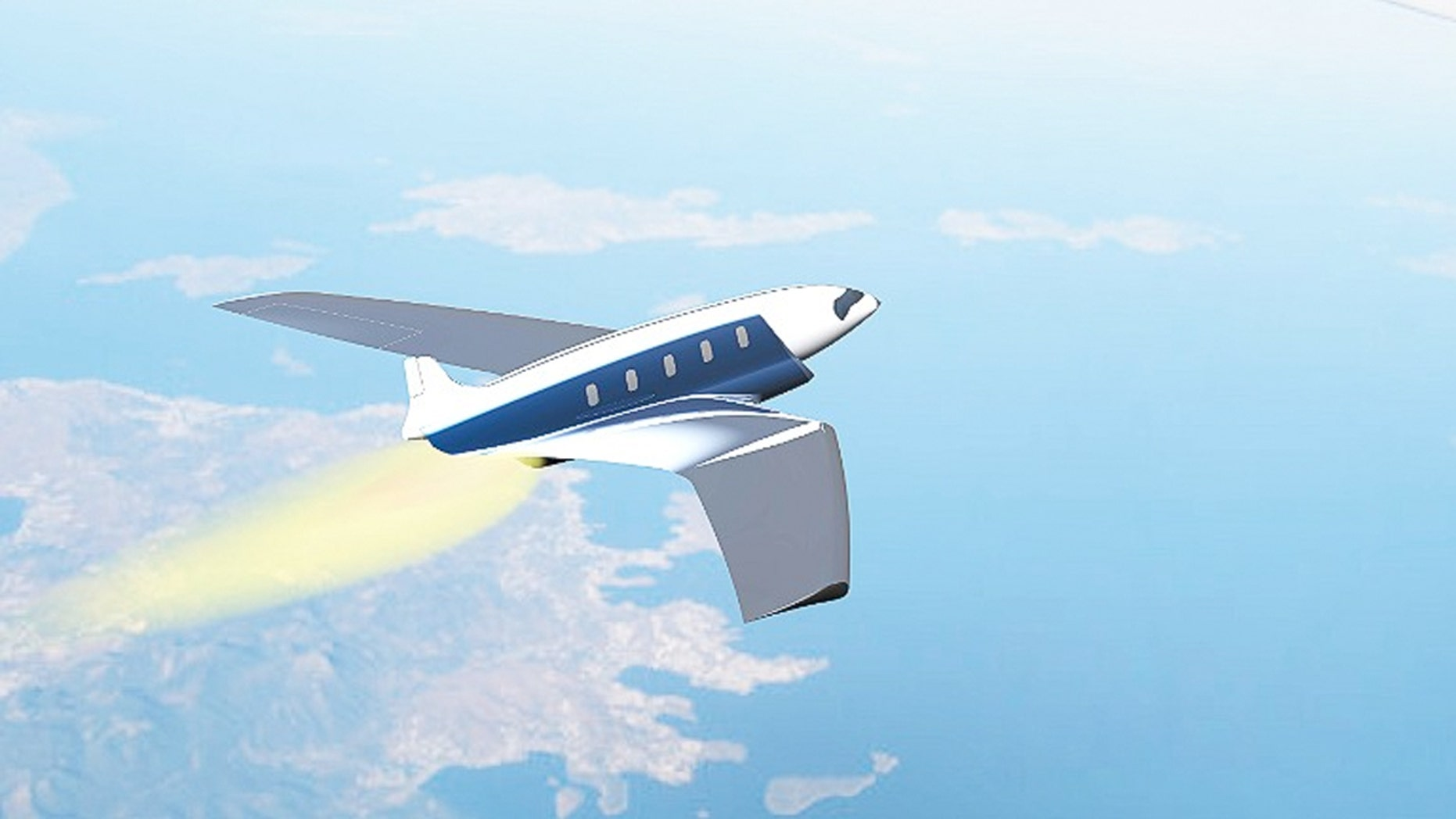 The Antipode would be able to reach Mach 24 or speeds of 12, 427 miles an hour.