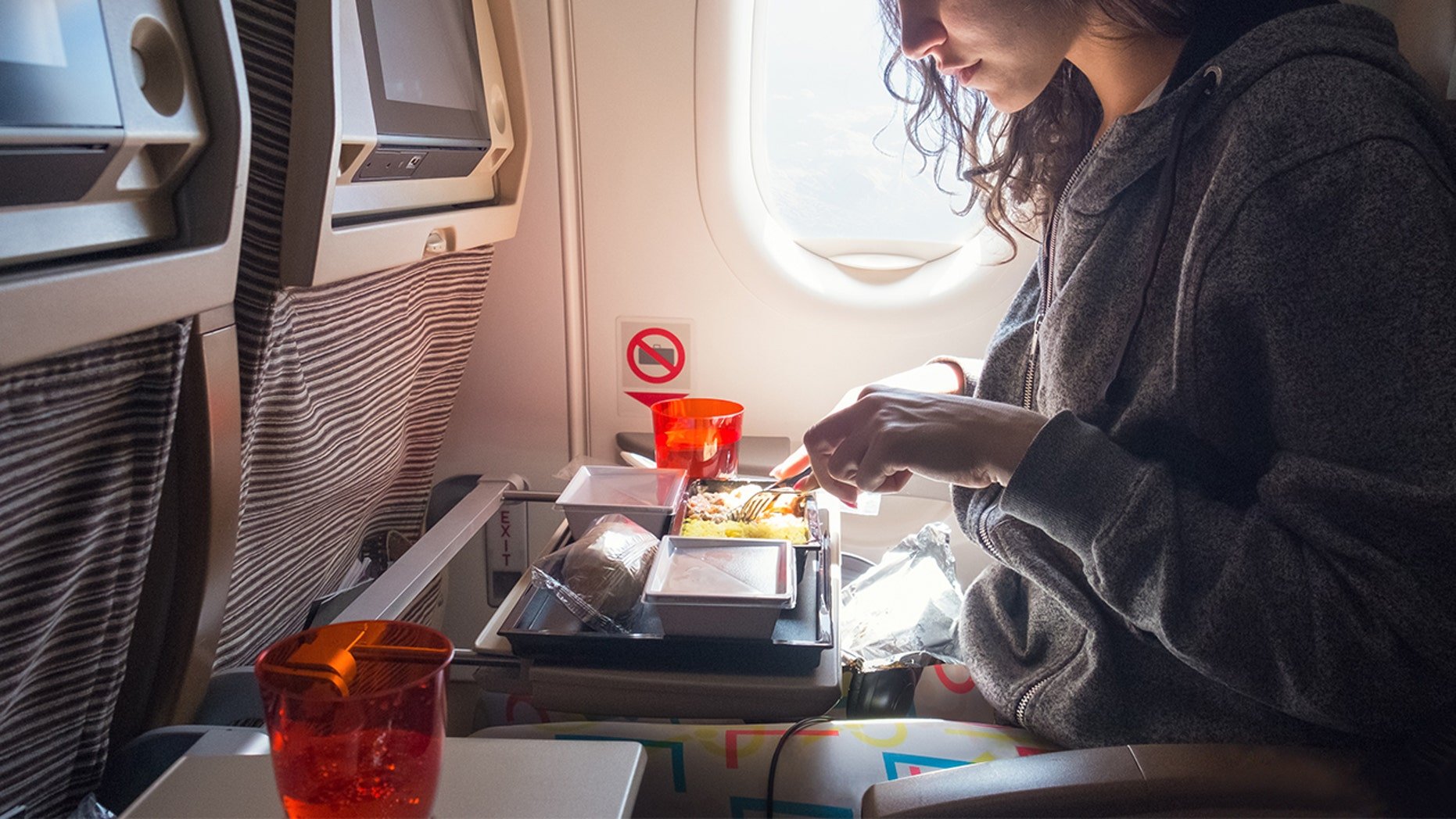 According to a new scientific study, Hawaiian Airlines has the most unhealthy in-flight meals