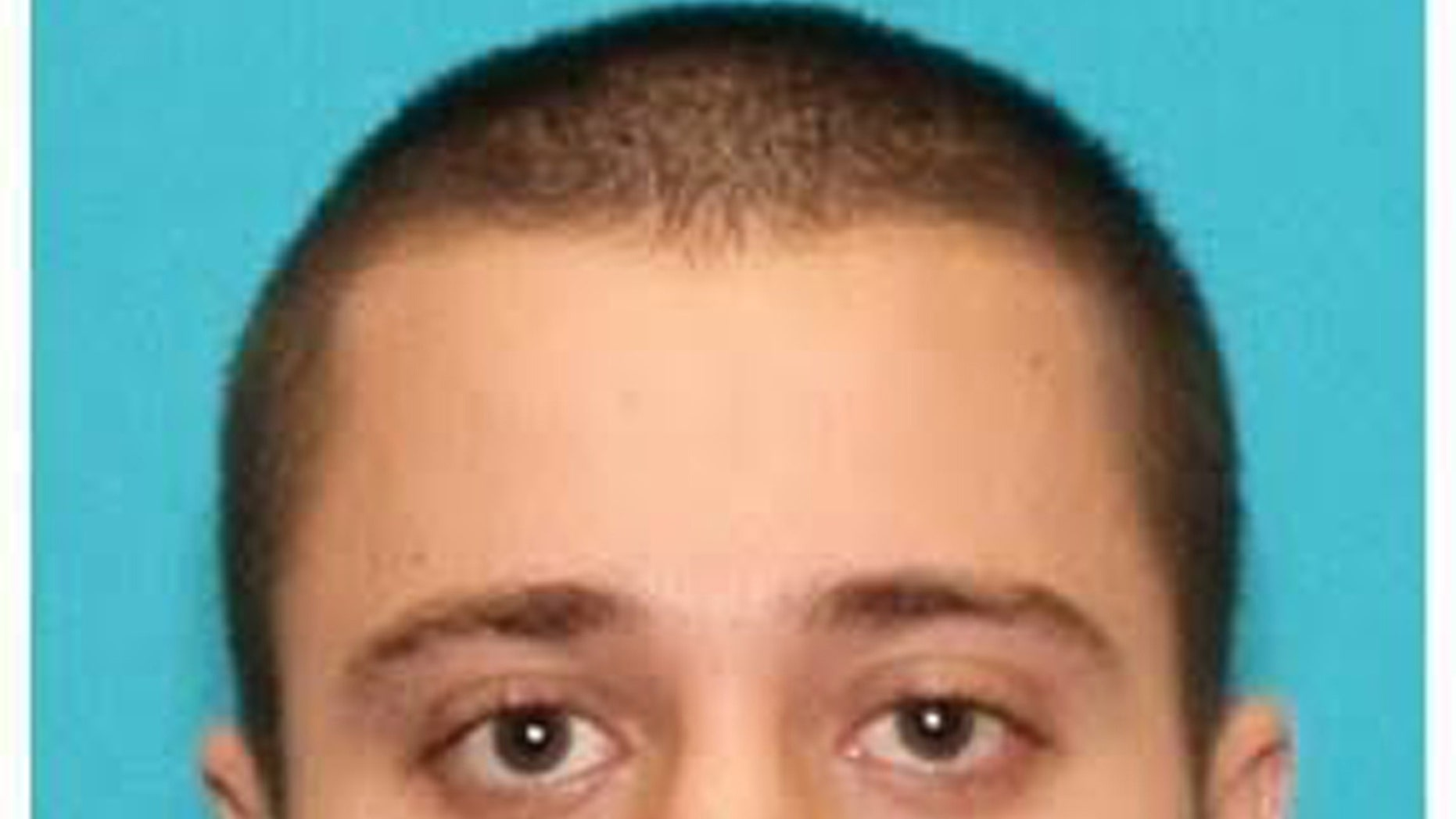 This undated photo provided by the FBI shows Paul Ciancia. Ciancia, the gunman who killed a federal airport screener and wounded three others during a shooting rampage at Los Angeles International Airport three years ago, has agreed to plead guilty to all counts in a deal that spares him the death penalty.