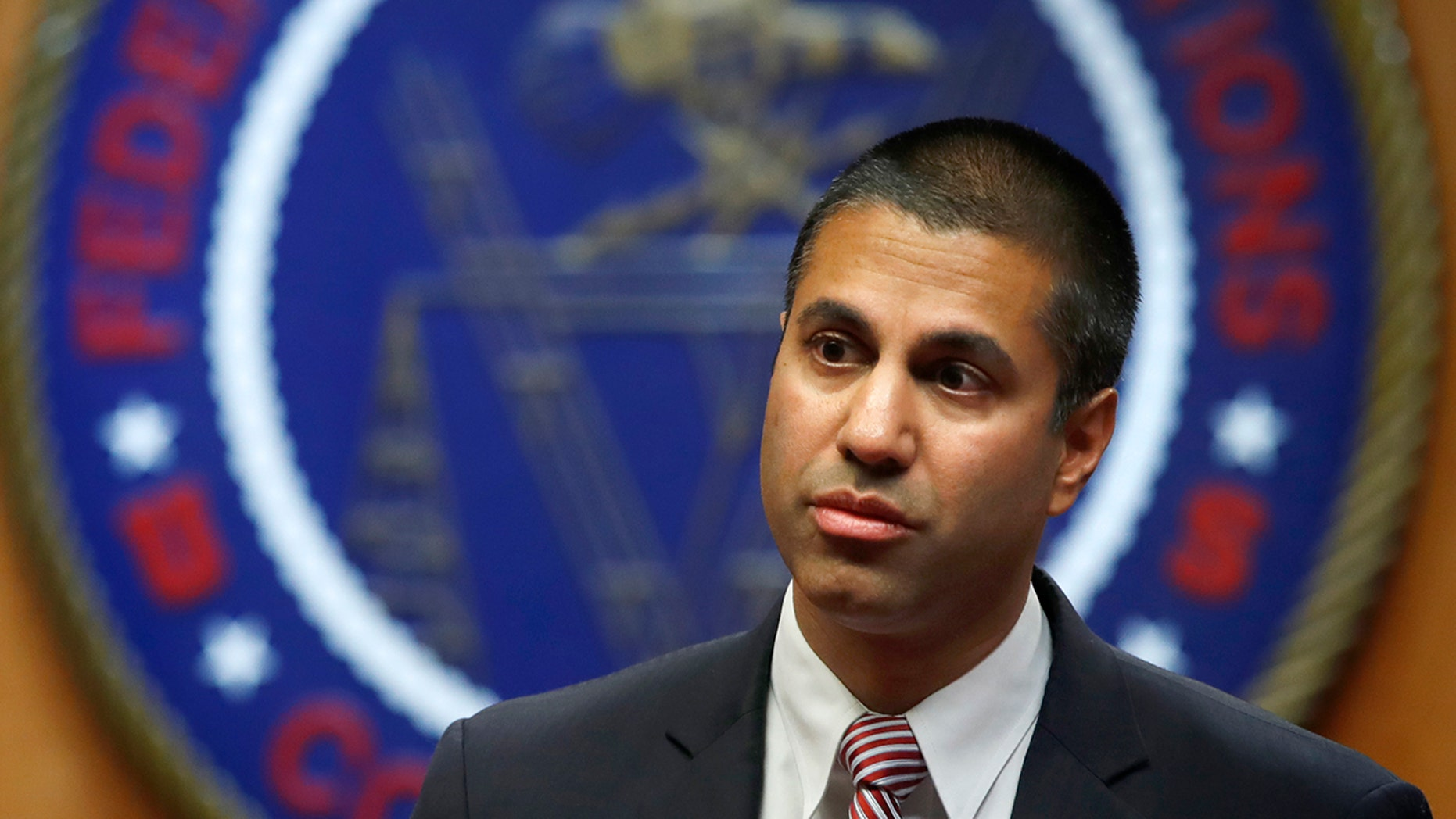 FCC Chairman Ajit Pai reportedly canceled an appearance at a tech event over death threats.
