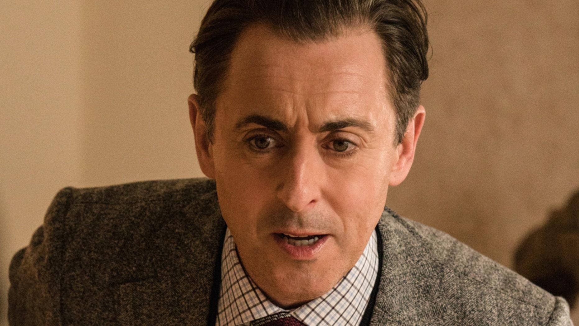 "Alan Cumming stars in CBS' upcoming series, ""Instinct."""