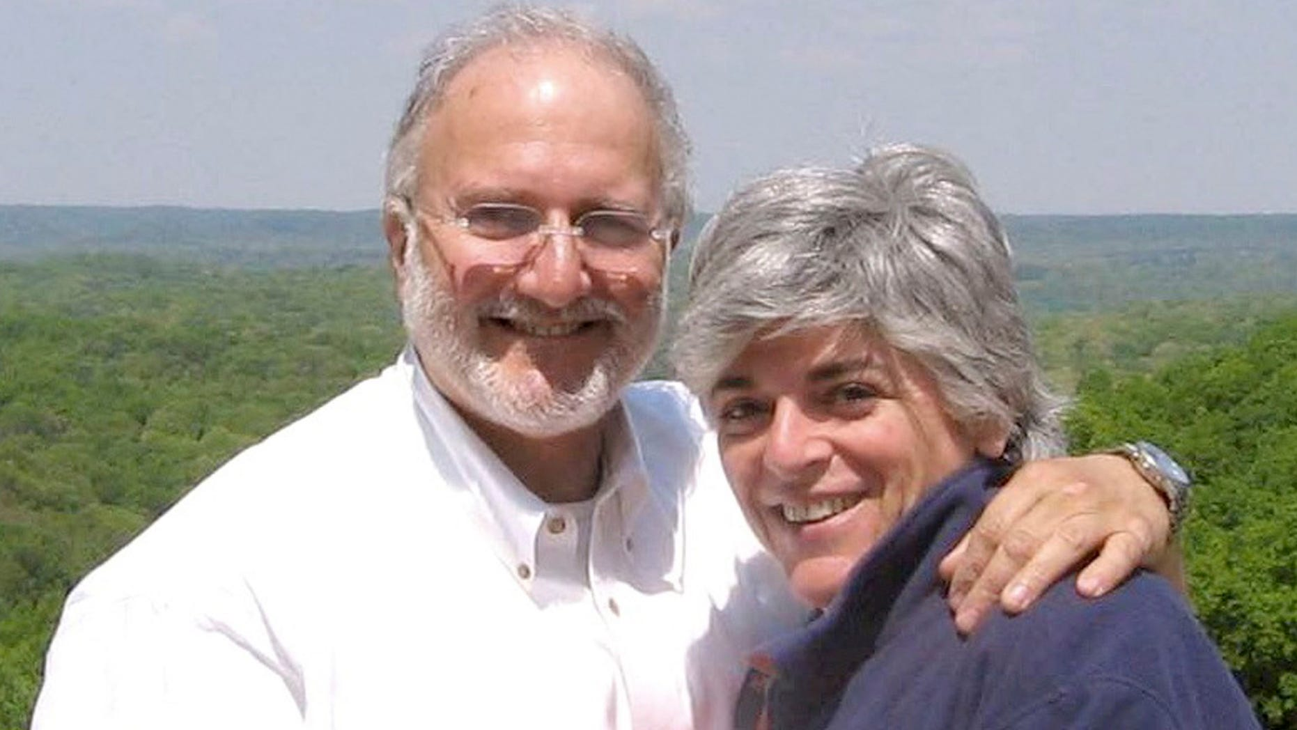 Alan and Judy Gross