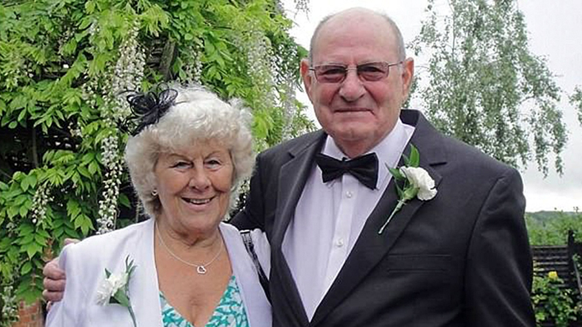 The deaths of Gloria and Alan Robson are being blamed on controversial painkiller Nolotil by their son, Gary.