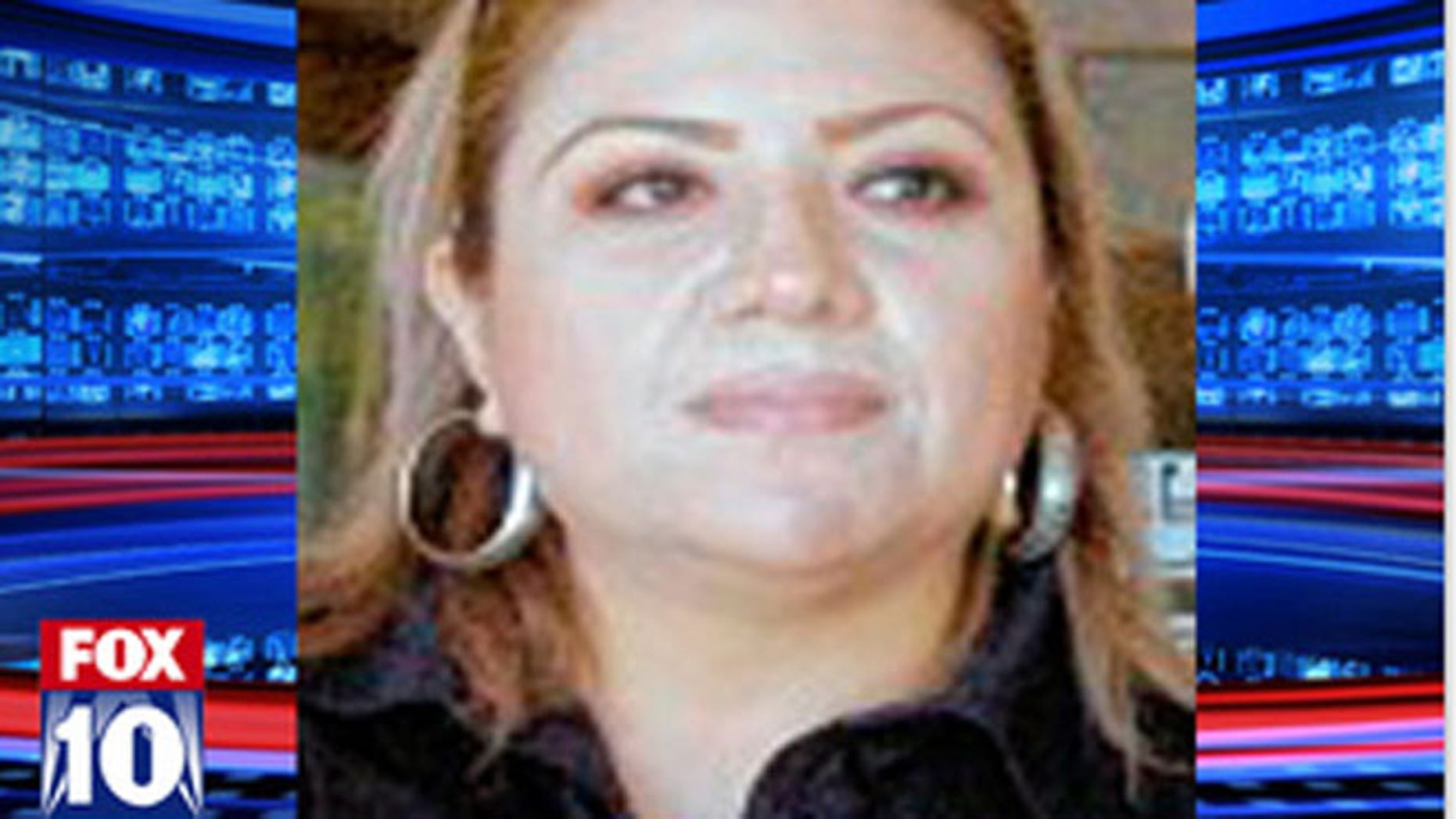 Alejandrina Cabrera