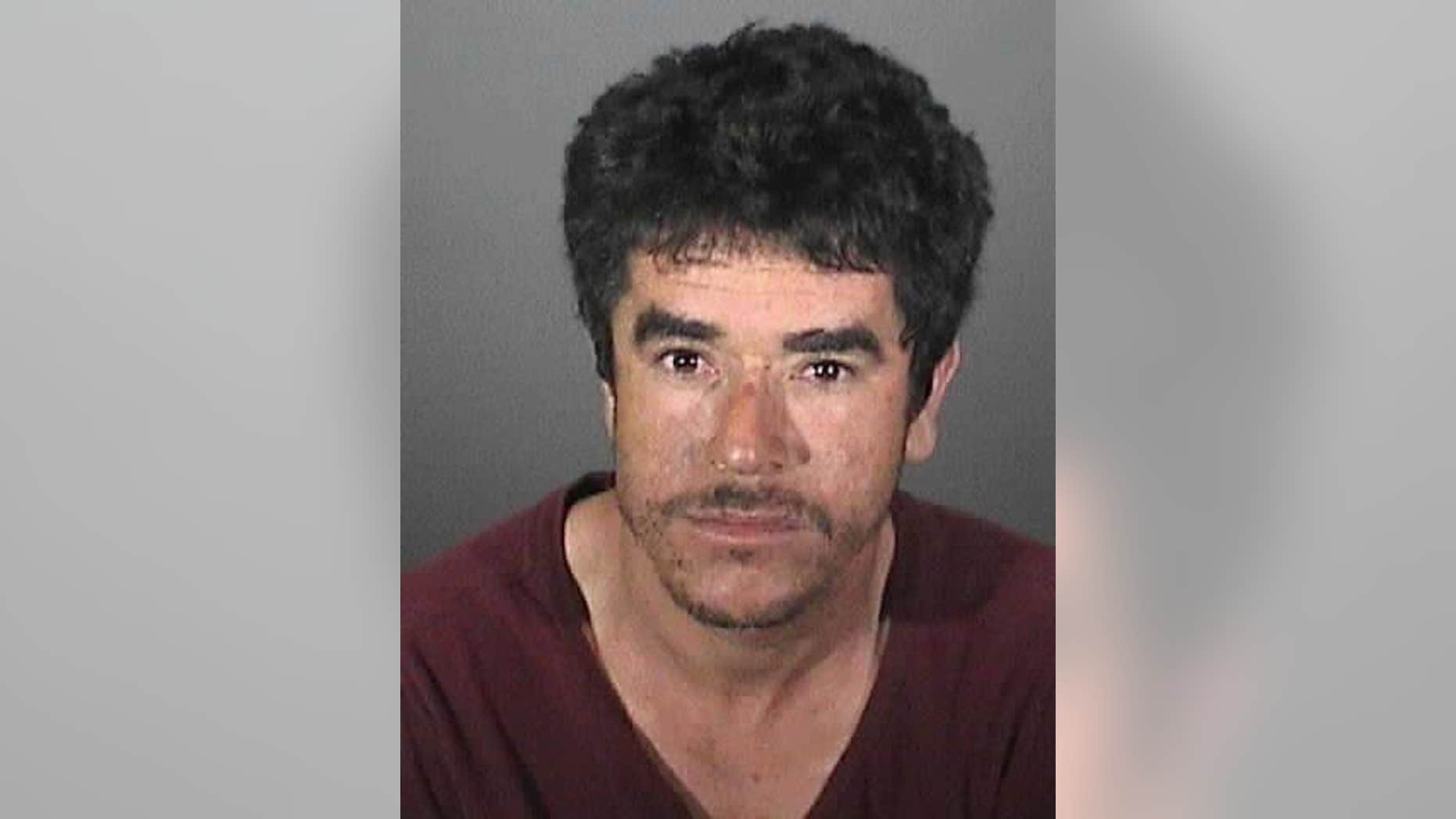 The pursuit for a suspect allegedly connected to a chainsaw attack in California is ongoing following an encounter on Wednesday, police said.