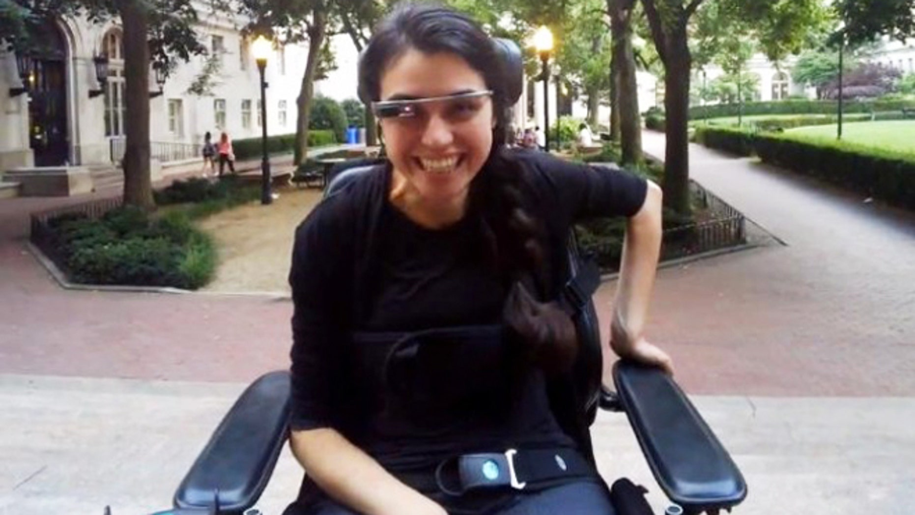 When Alex Blaszczuk heard earlier this year that Google was planning on handing out a pre-launch version of its revolutionary Glass device to thousands of individuals in a move to test and develop the product, she wanted in.