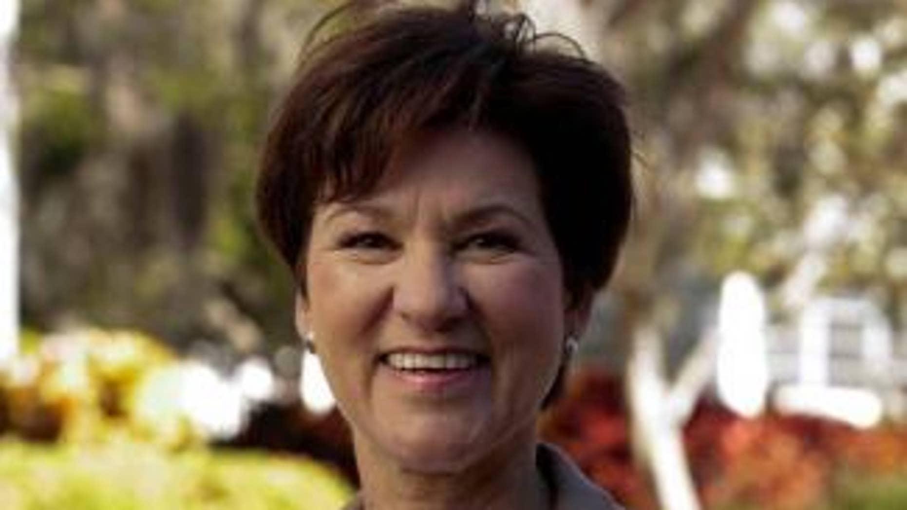 Democratic congressional candidate Alex Sink