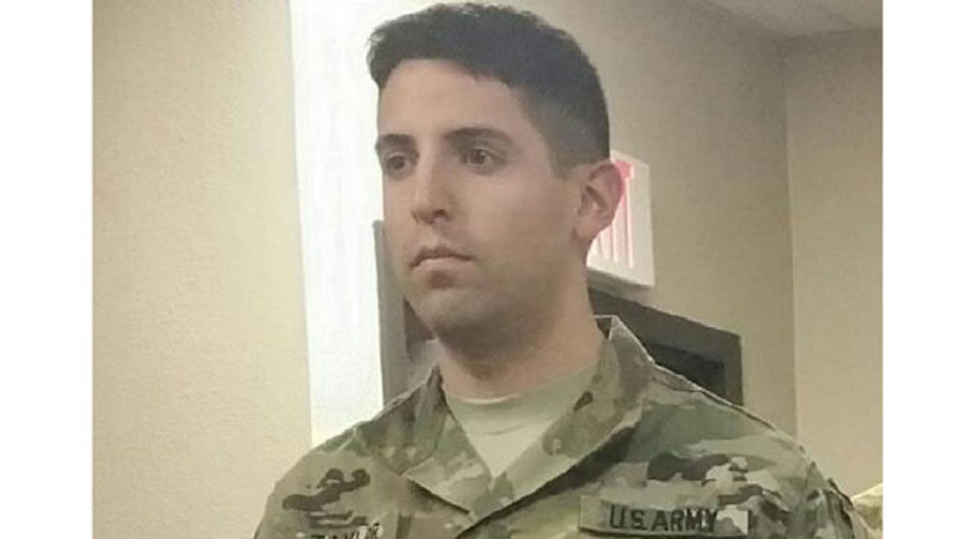 Sgt. Alex Mathew Dean Taylor, 23, was found dead at his job at Fort Hood in Texas.