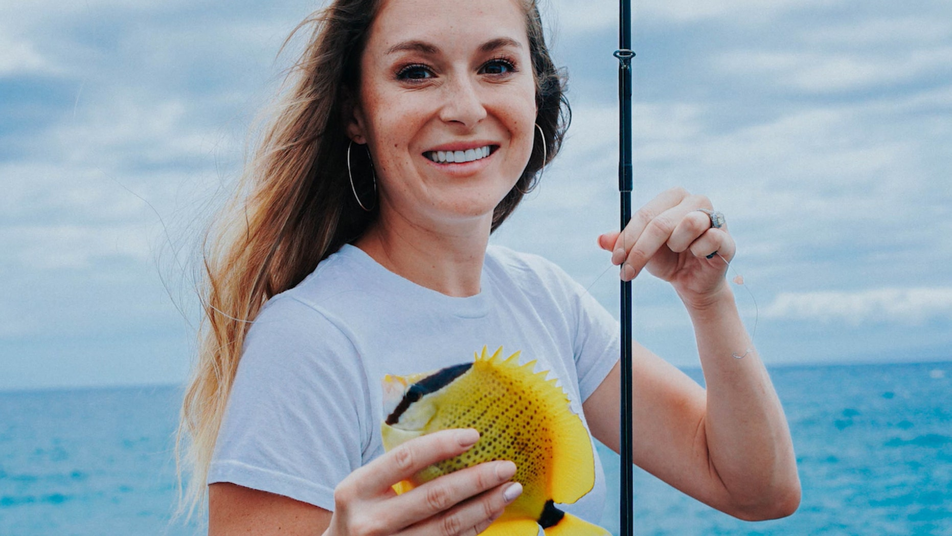 """Former 'Spy Kids"""" star opens up about her  Hollywood days of child stardom and her shares stories about her love of fishing and the outdoors."""