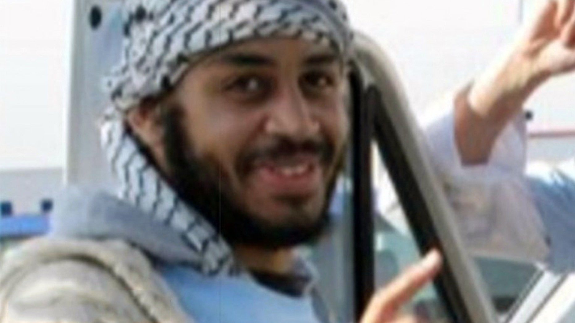 Alexanda Kotey is one of the two members of 'The Beatles' captured by U.S.-backed forces in Syria last month.