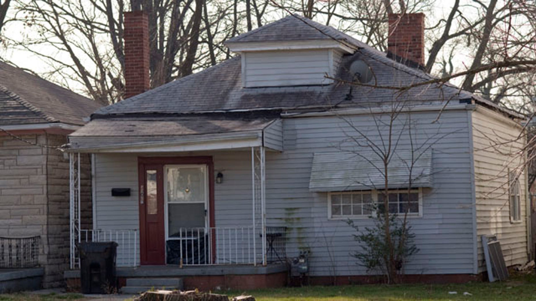 Jan. 10: This is the house where the young Cassius Clay, later to be known as Muhammad Ali, grew up in Louisville, Ky.