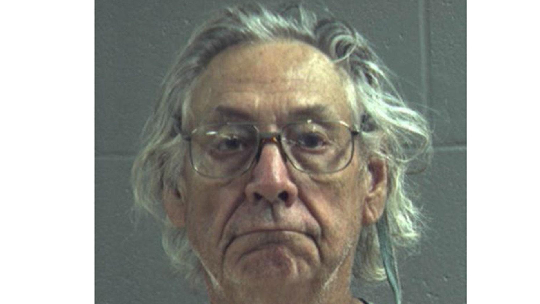 Mugshot for Allen Deaver, 74.