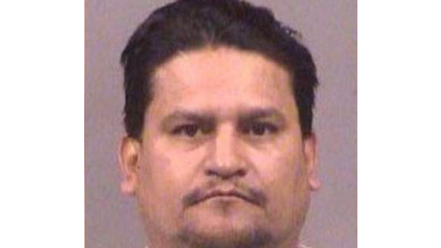 Alvaro Iglesias Rodriquez. (Kaufman Police Department