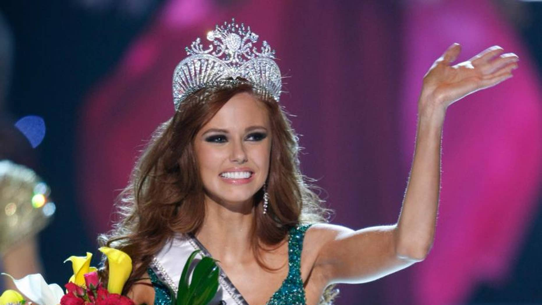 Campanella at the 2011 Miss America Pageant. (Reuters)