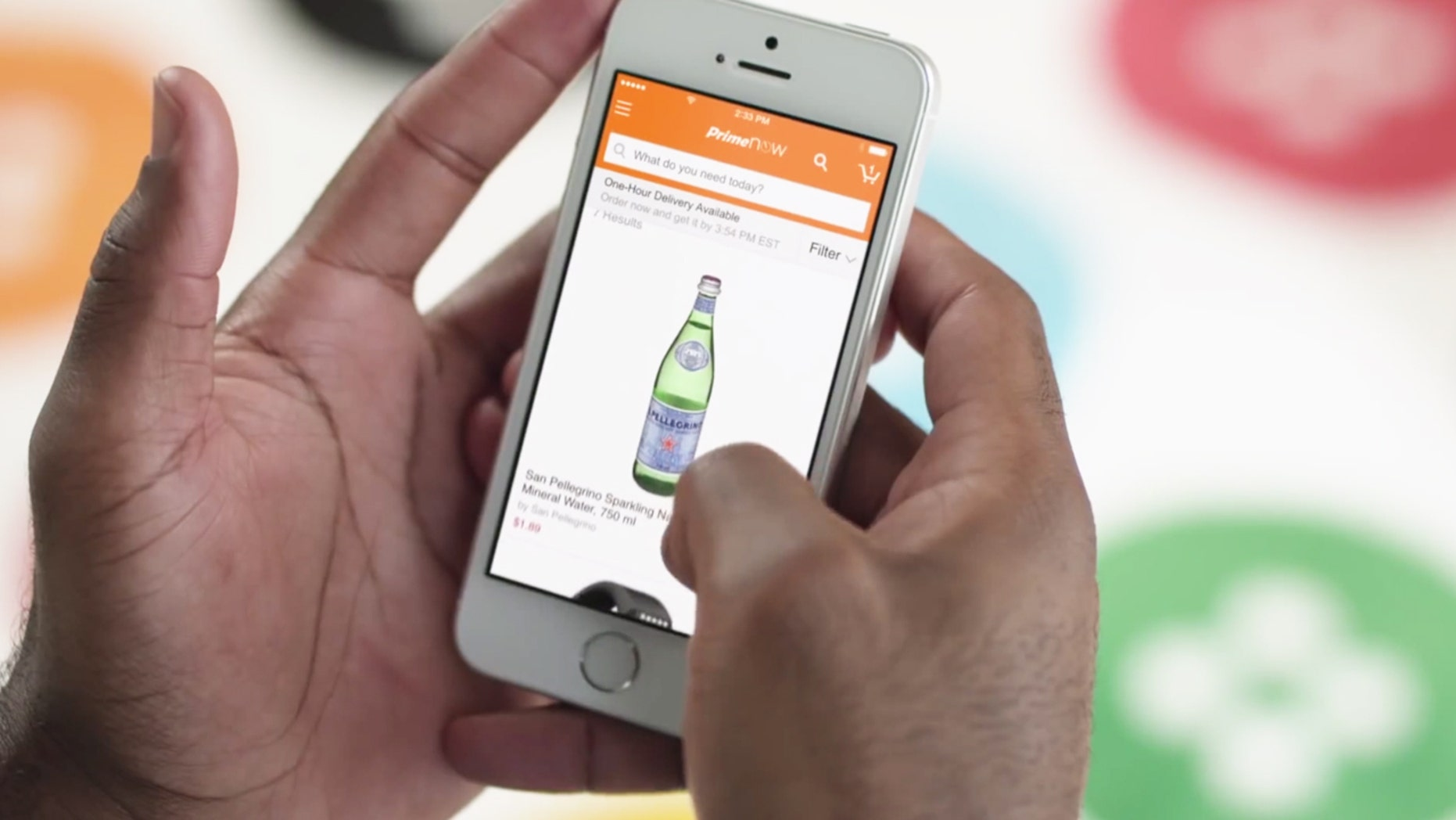 Amazon's Prime Now service is now extending to restaurant delivery.