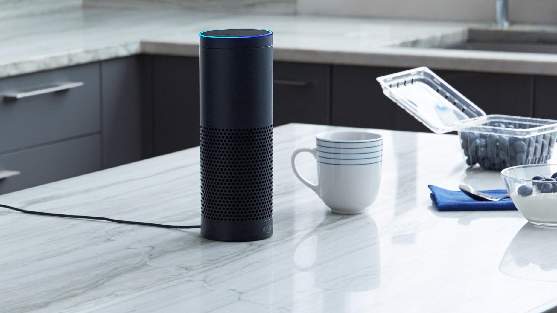 Amazon Echo file photo (Amazon).