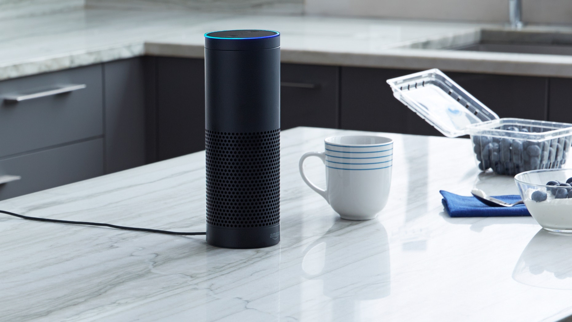 Amazon Echo file photo (Amazon).