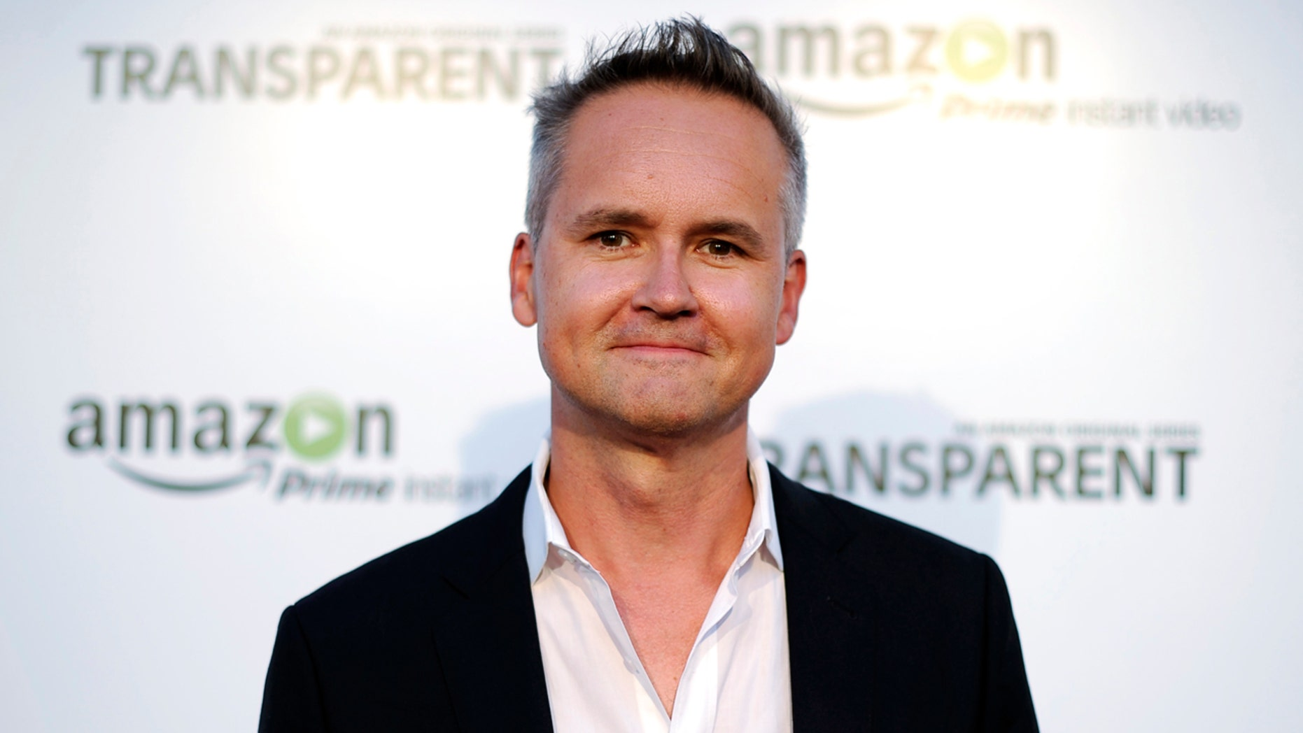 """Roy Price, director of Amazon Studios, during Amazon's premiere screening of the TV series """"Transparent"""" at the Ace Hotel in downtown Los Angeles, September 15, 2014."""