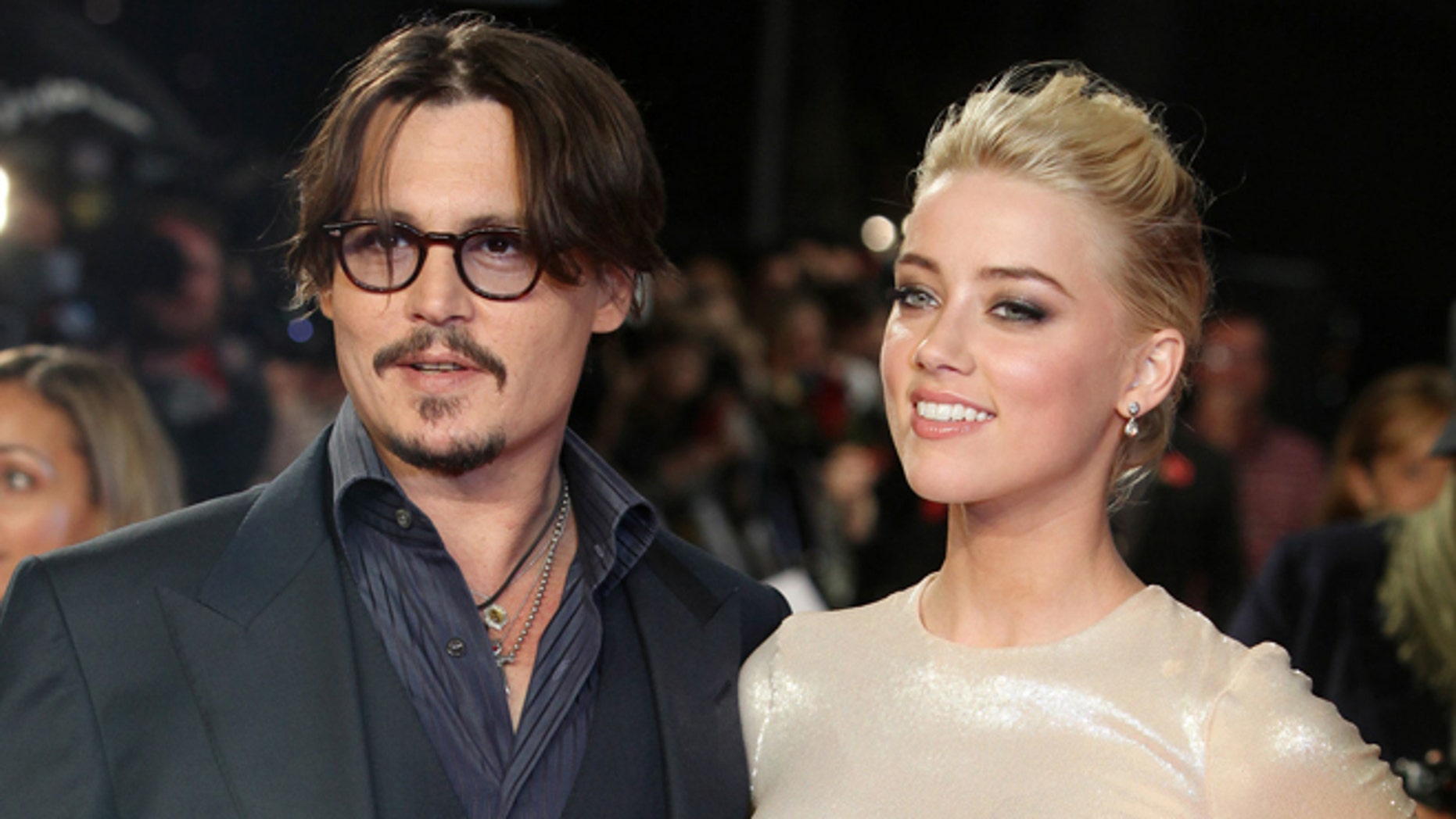 Johnny Depp and Amber Heard went through a bruising divorce earlier this year.