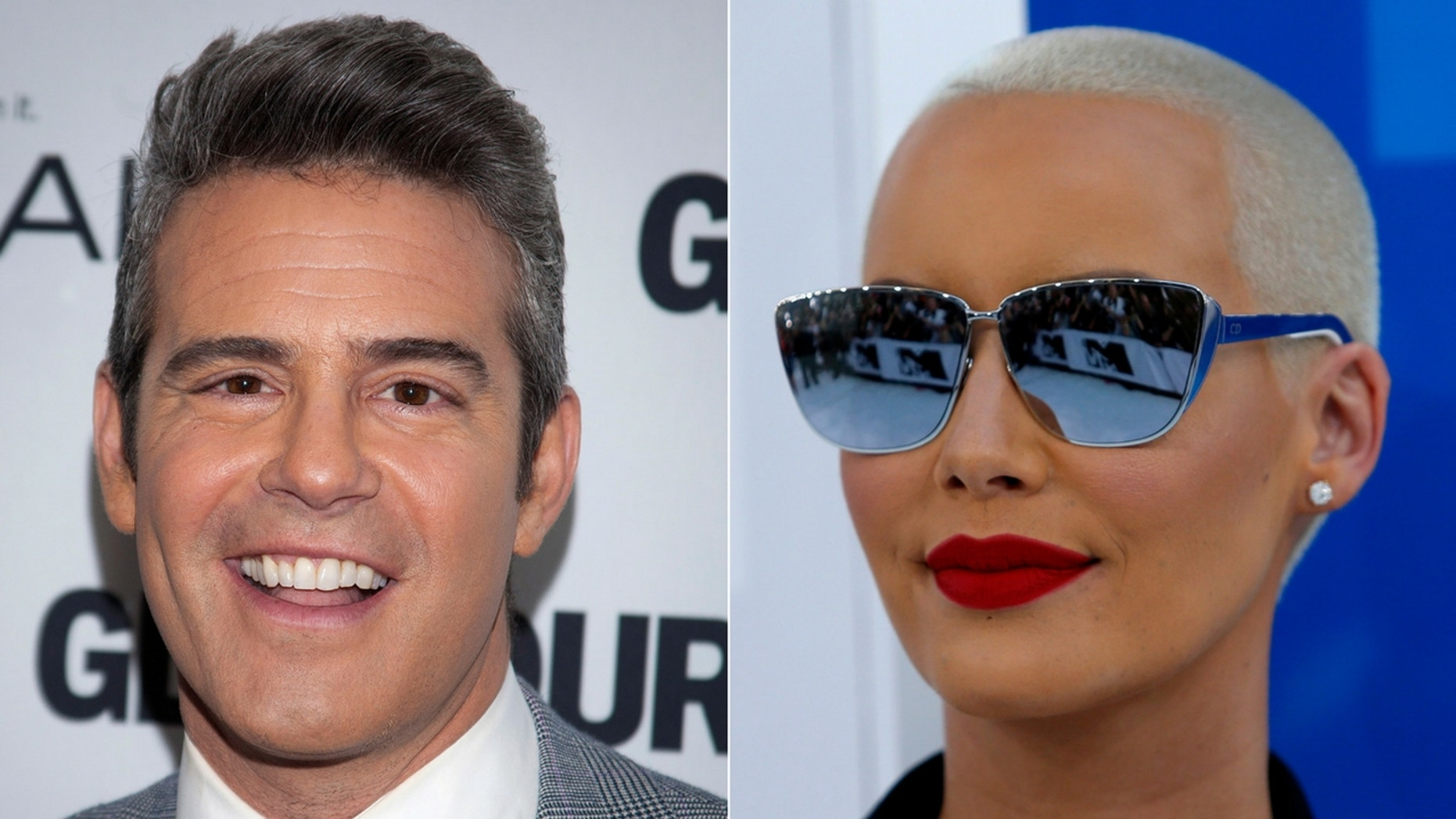 Andy Cohen said Amber Rose was one of the worst guests to appear on his show.