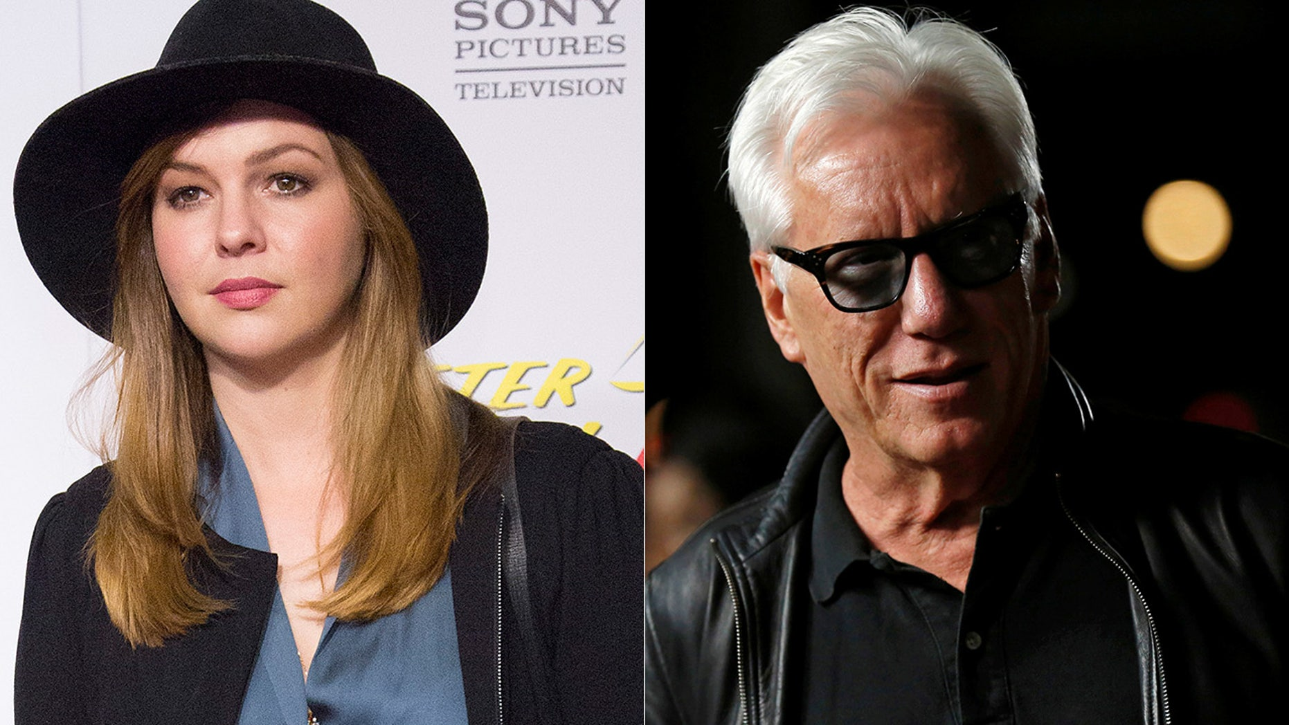Woods was recently in a Twitter feud with actress Amber Tamblyn, who accused him of trying to pick her up when she was 16.