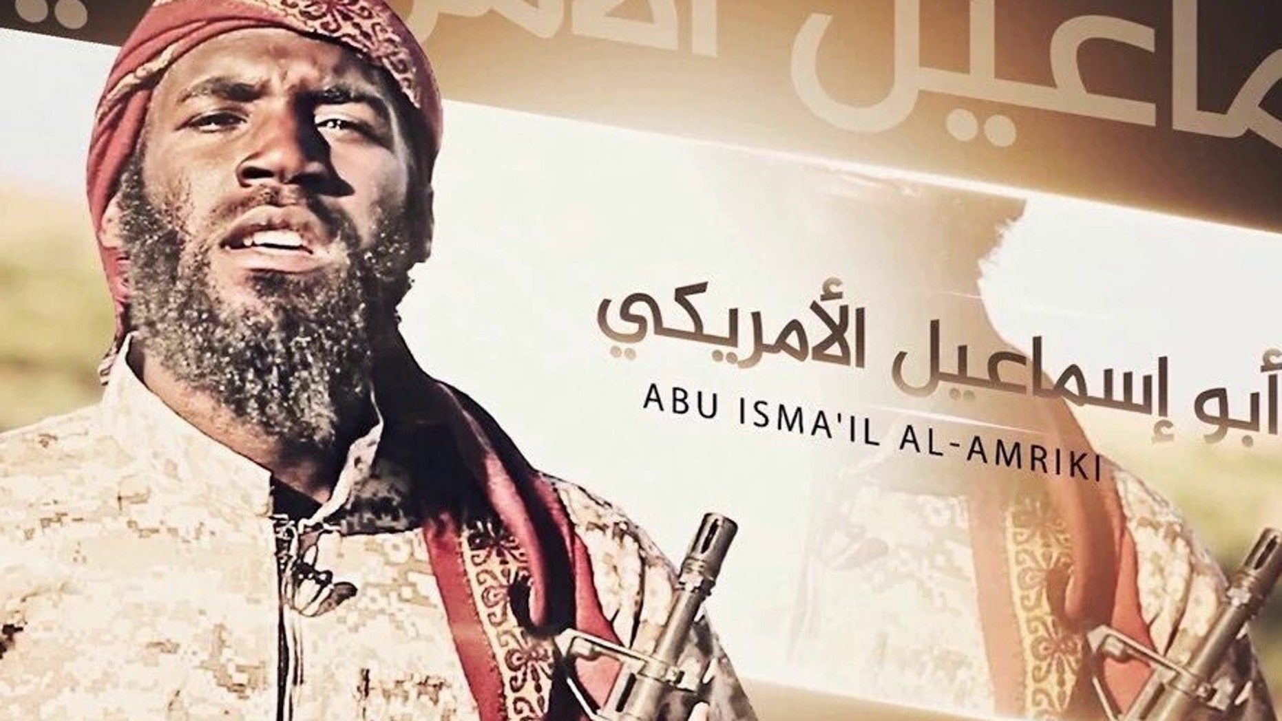 An ISIS fighter identified as an American praised the Orlando gunman in a new video.