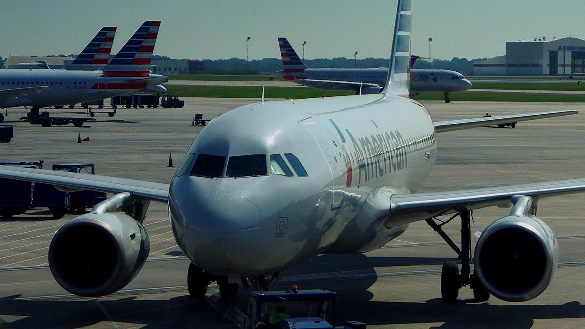 PSA Airlines, which is wholly owned by American Airlines, was forced to cancel about 70 more flights on Sunday evening, affecting schedules through Monday morning.