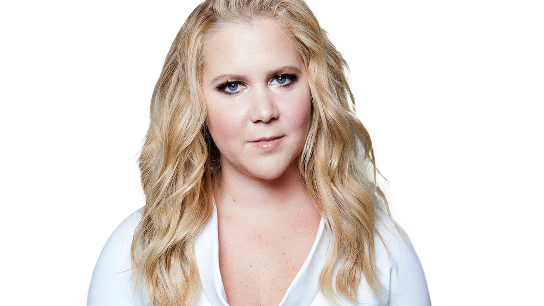 Amy Schumer denied rumors that she's expecting.