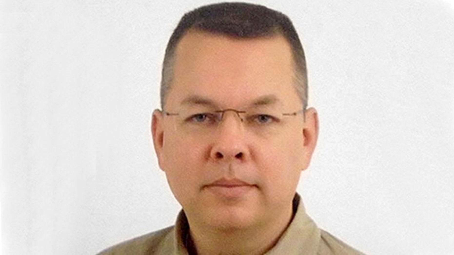 Pastor Andrew Brunson has been imprisoned in Turkey