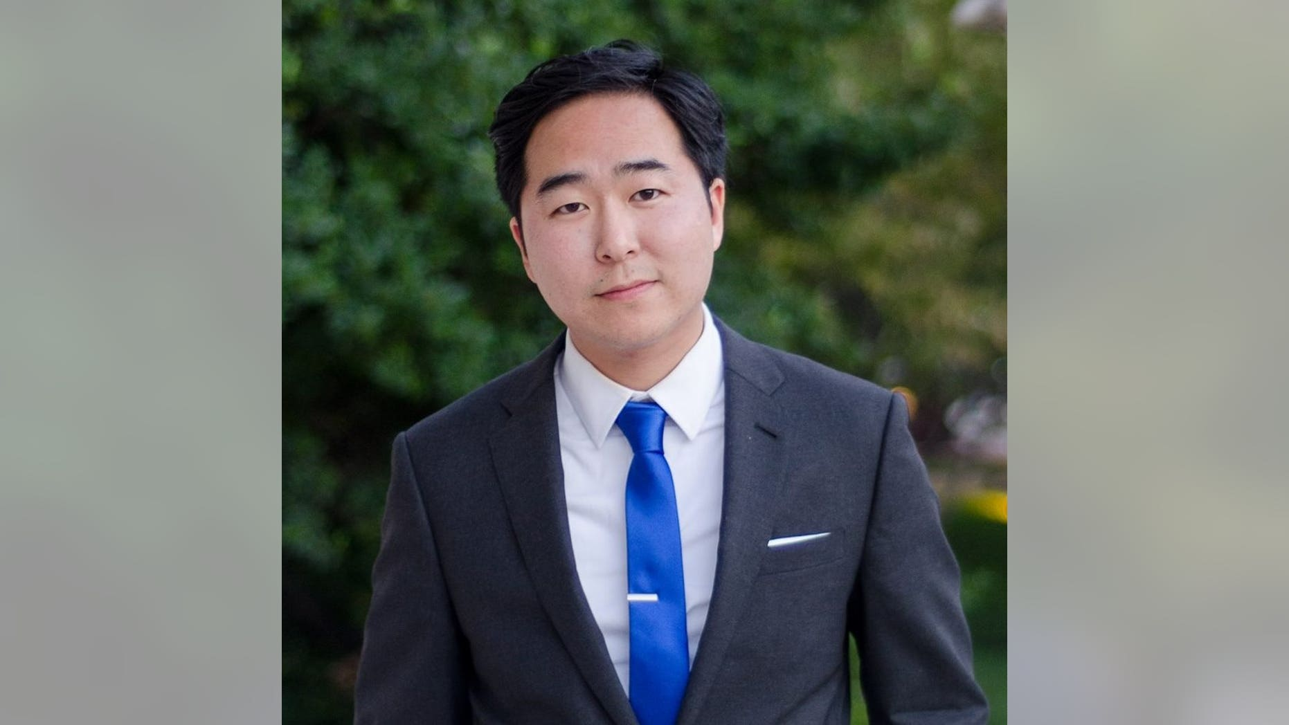 Democrat Andy Kim, running for New Jersey's 3rd Congressional District, is facing criticism for his comments about working under a Republican administration.