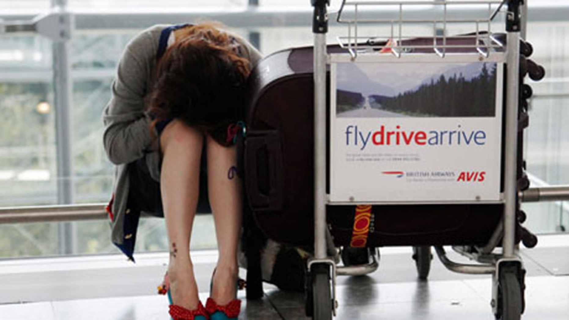 Passengers aren't yet fed up with shrinking seats and high fares, but it could be soon.