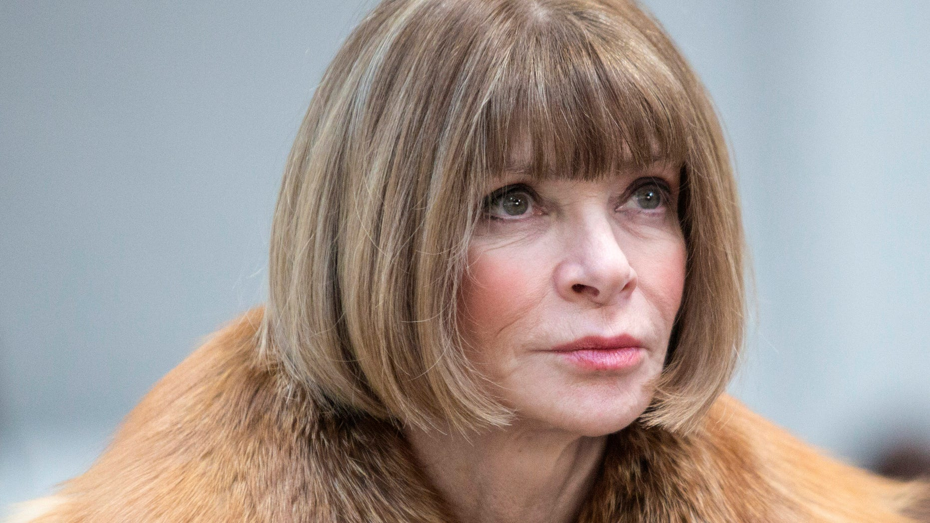 "Anna Wintour plans to remain as editor in chief of American Vogue ""indefinitely,"" the company said."