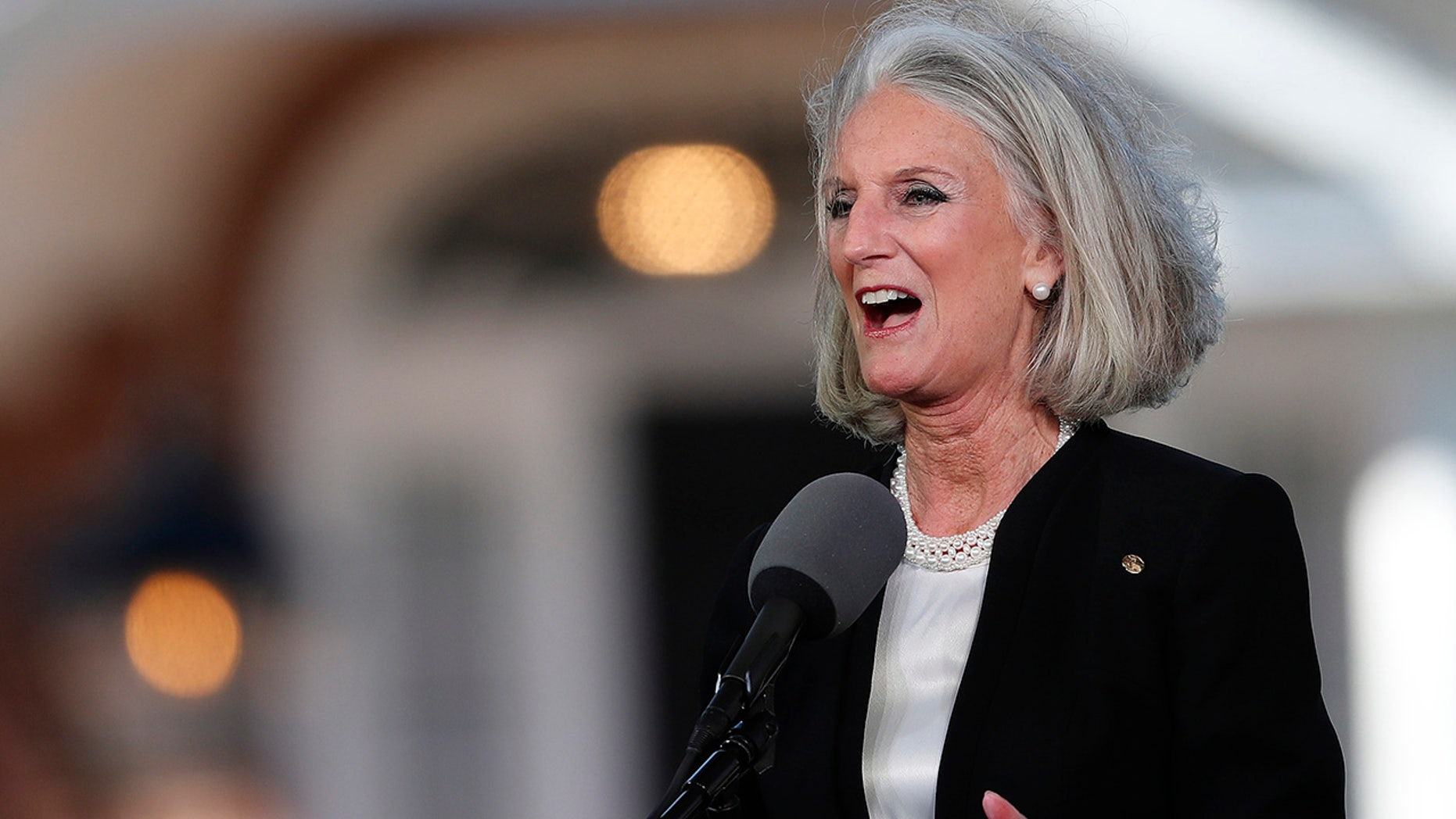 Anne Graham Lotz said in a post on her website that she was diagnosed with breast cancer in August.