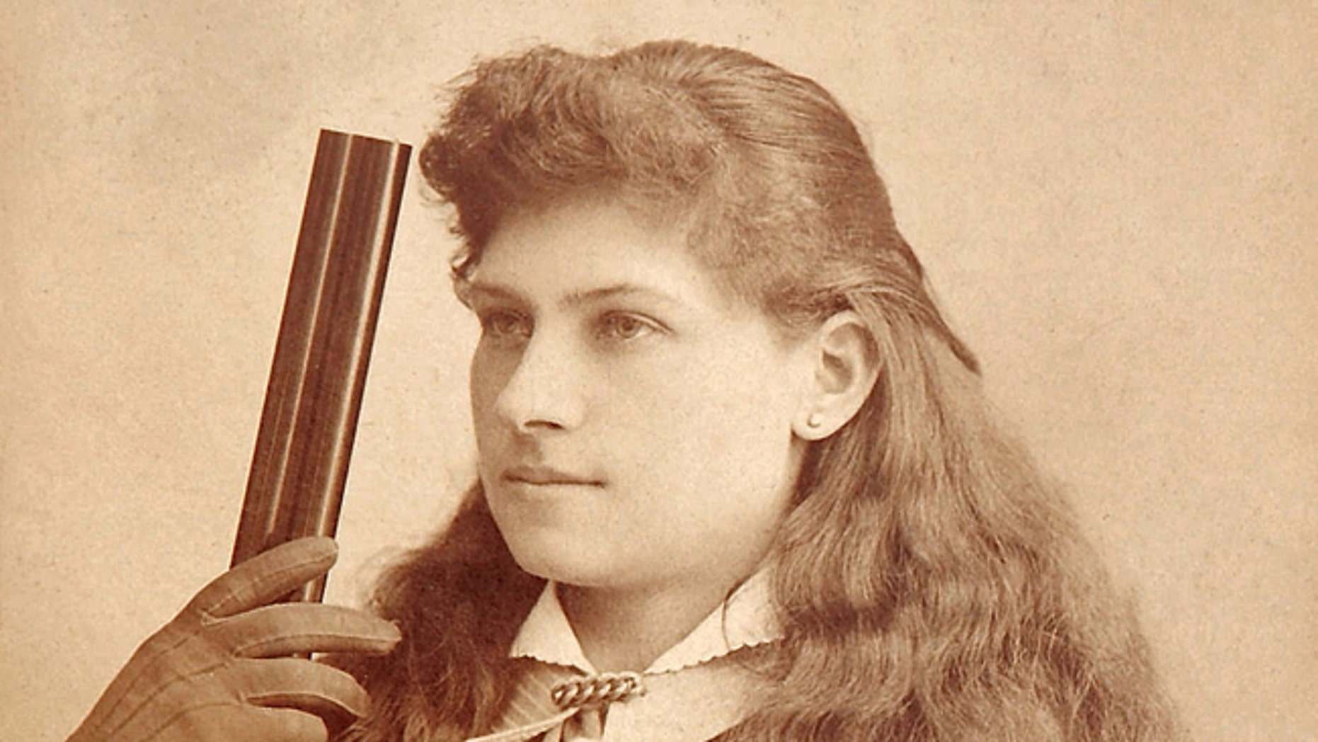 Students at a Georgia school were taken on a field trip to a gun range and they learned about Annie Oakley.